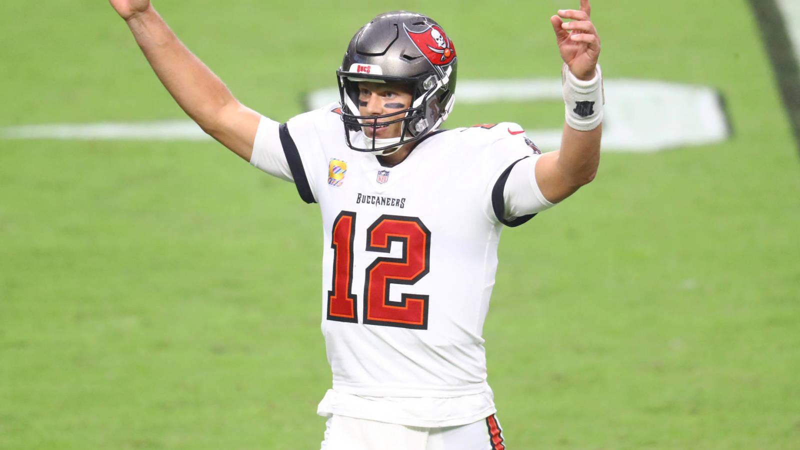 Marcus Spears: Tom Brady is NFL MVP so far | Yardbarker