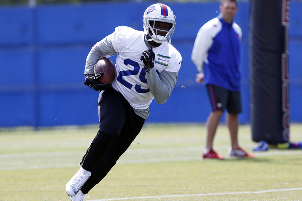 Karlos Williams suspended 10 games; 2nd ban this season