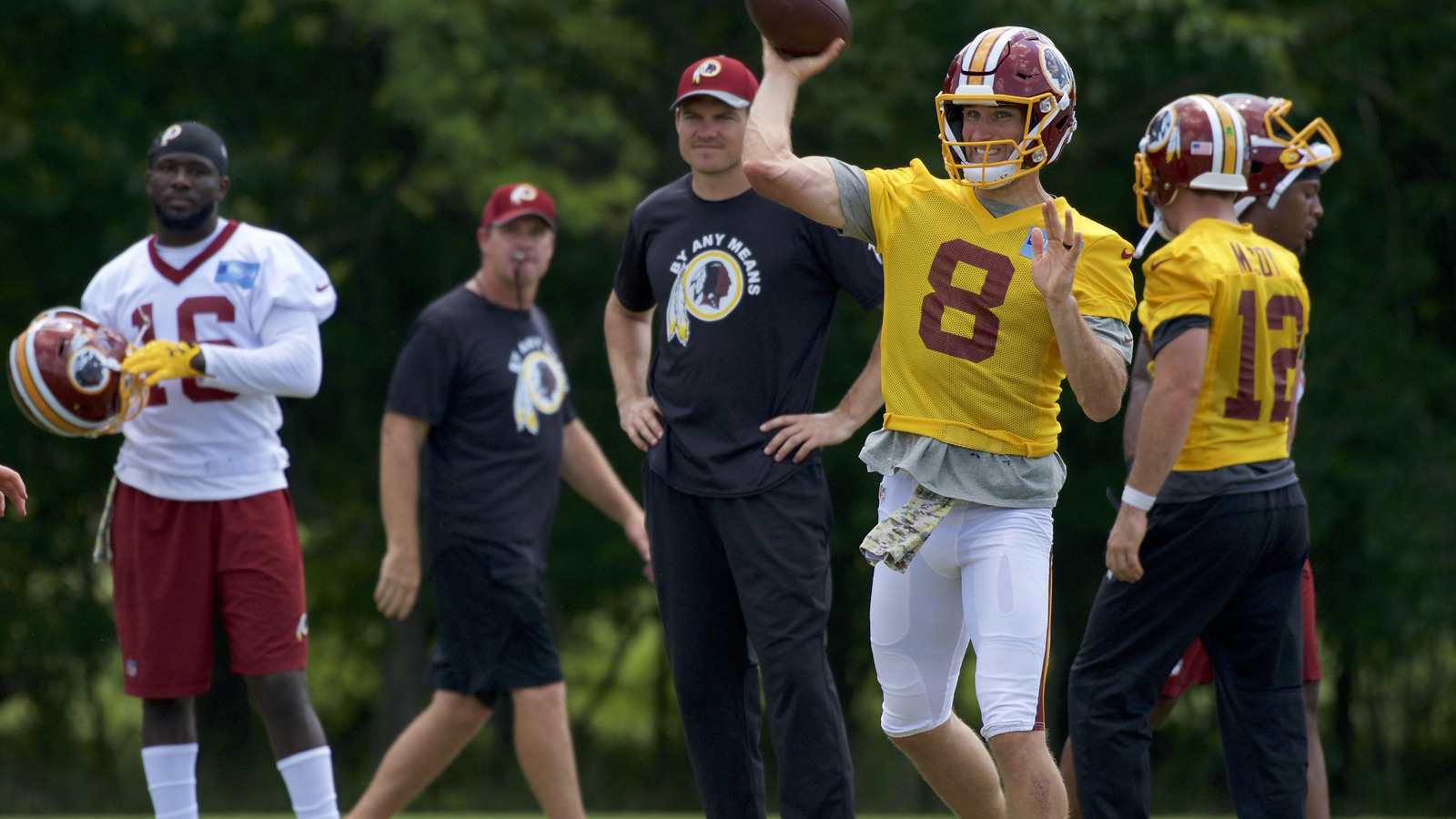 Kirk Cousins offered ridiculous amount of money by Redskins