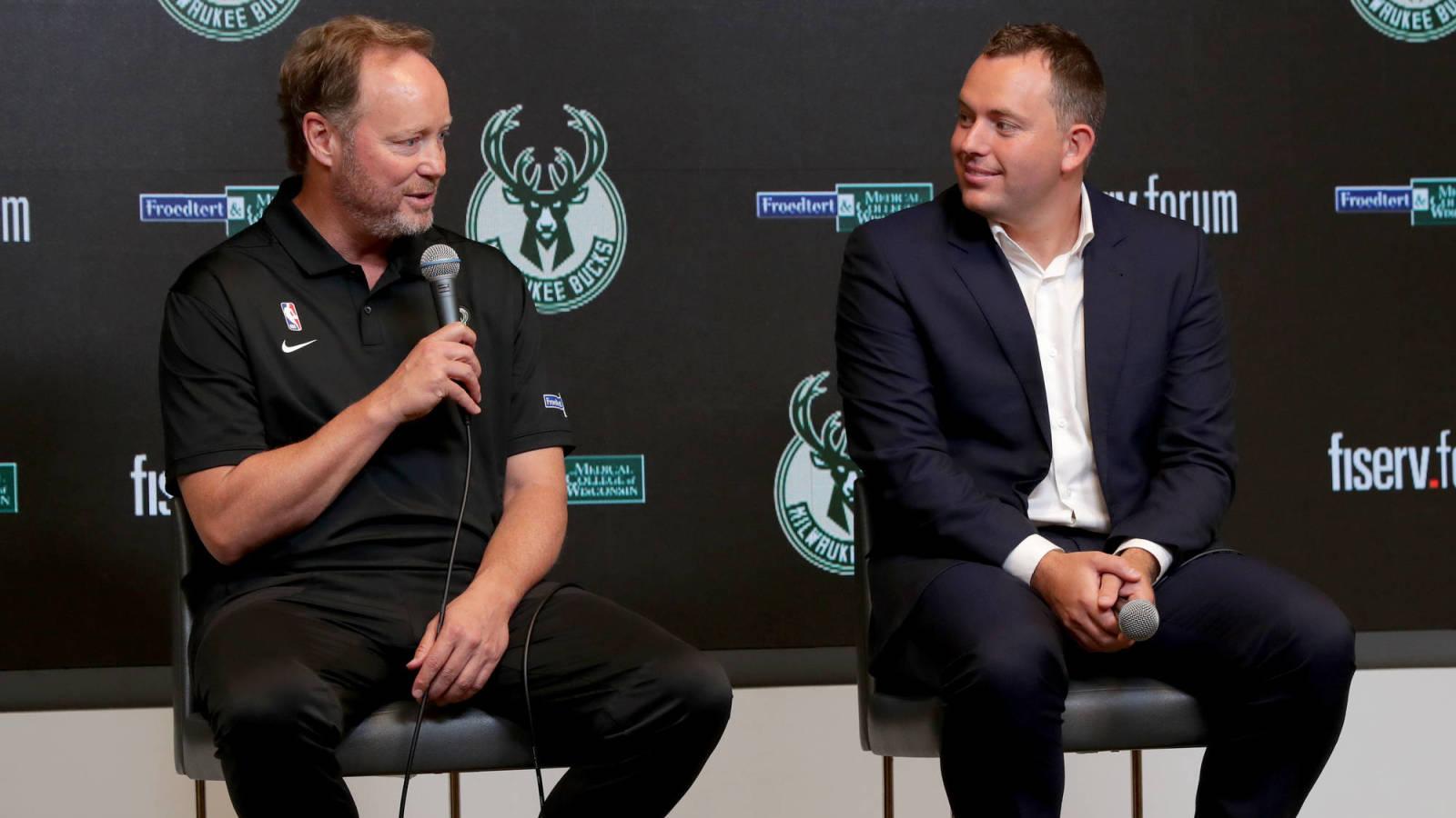 Bucks, GM Jon Horst agree to long-term extension