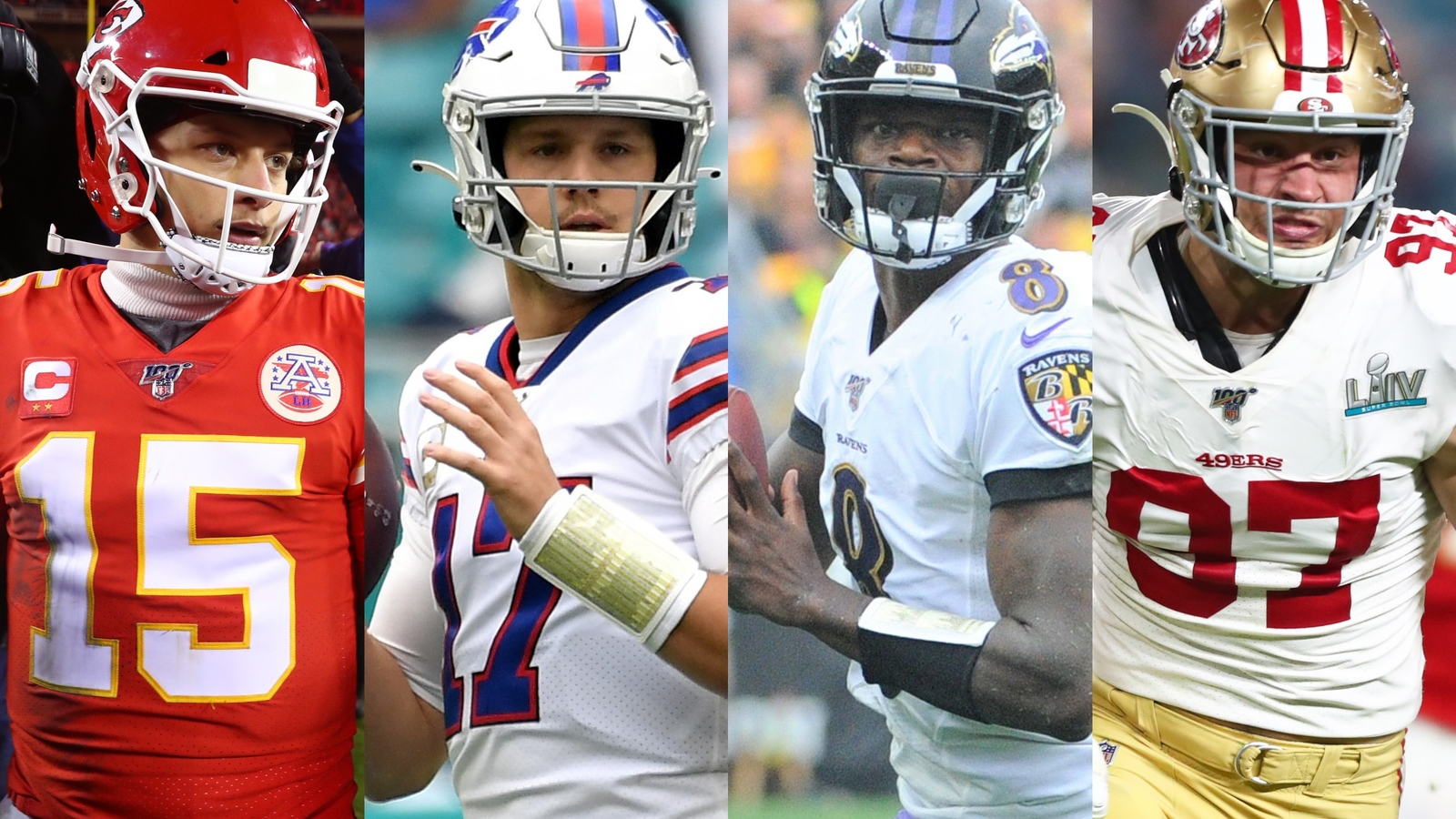 Projecting NFL in 2025, from No. 1 Chiefs to No. 32 Bucs