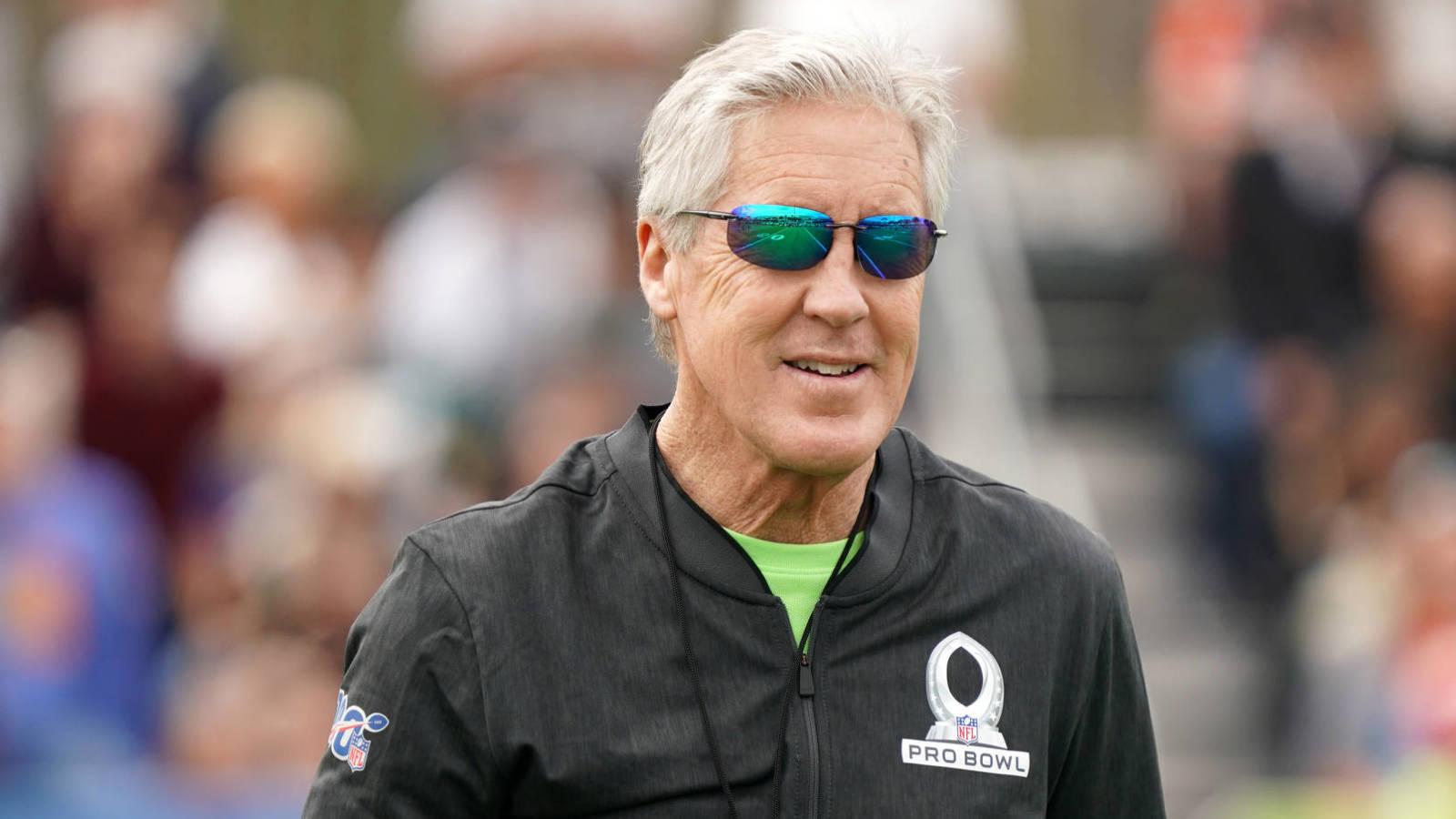 Seahawks Eyeing Extension For Hc Pete Carroll Yardbarker