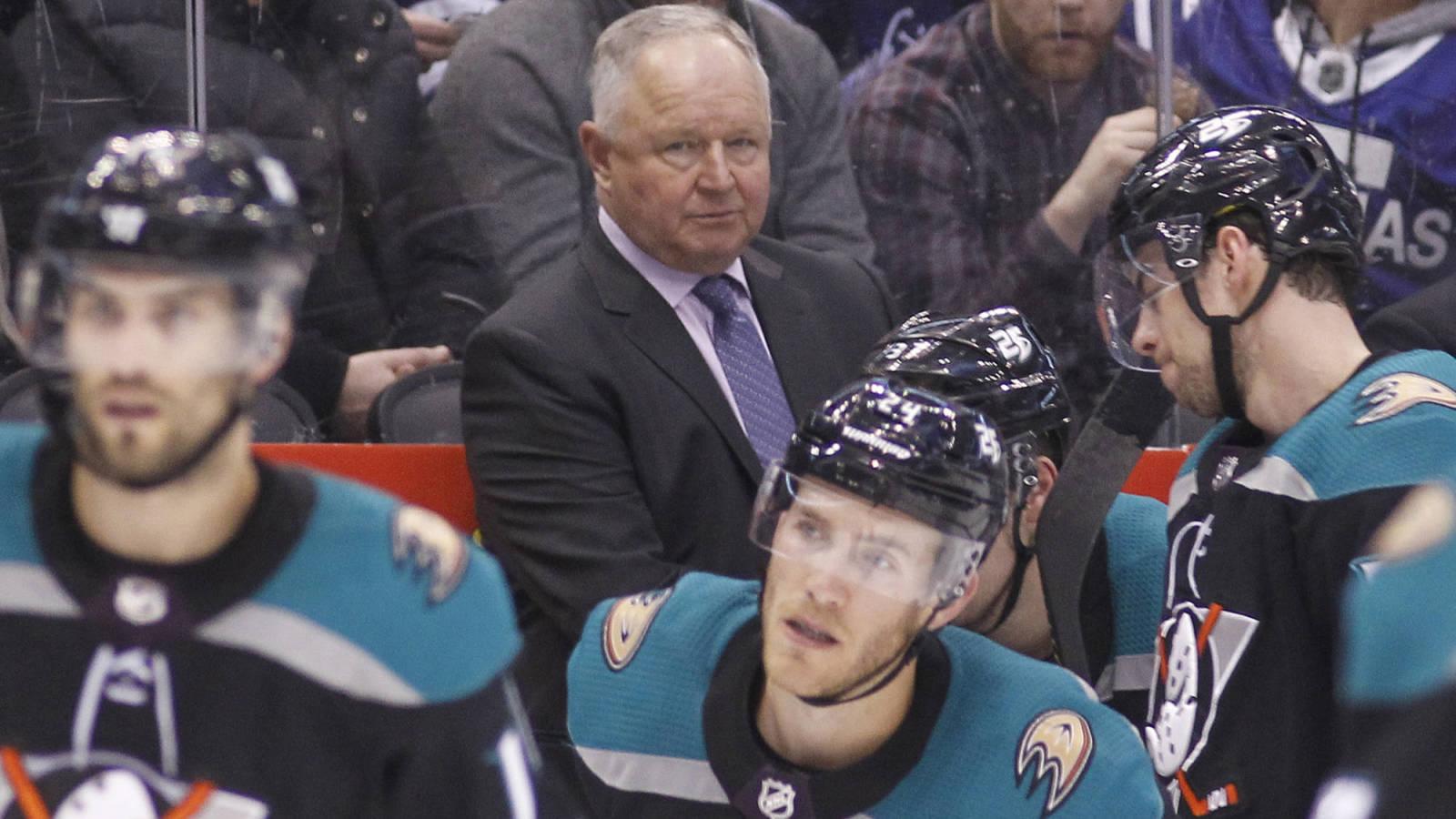 Anaheim Ducks' coaching search remains open | Yardbarker