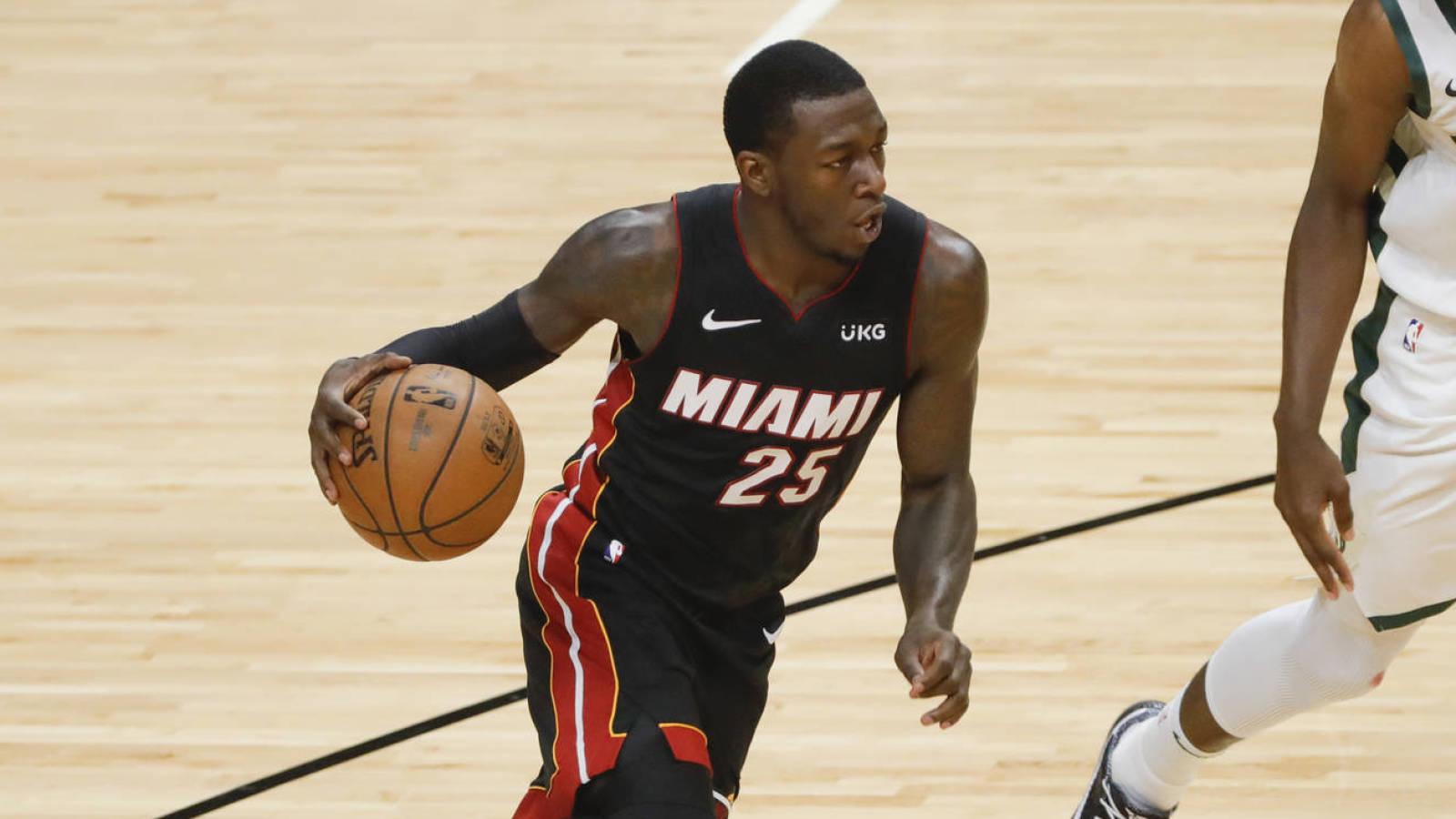 PG Kendrick Nunn joining Lakers on two-year, $10 million deal | Yardbarker