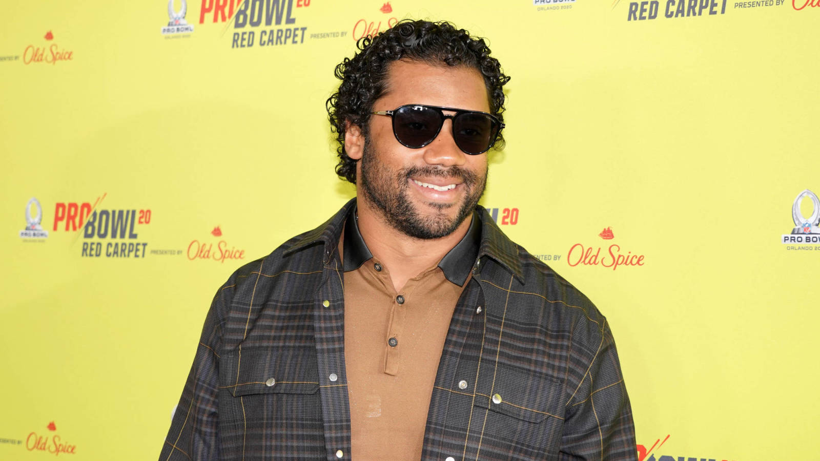 Russell Wilson gives himself new nickname in cringeworthy video