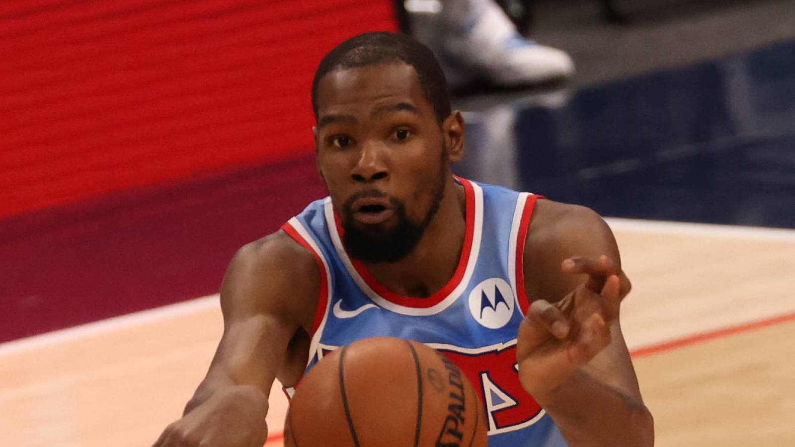 Kevin Durant will stay with the Nets for a four-year, $ 198 million extension