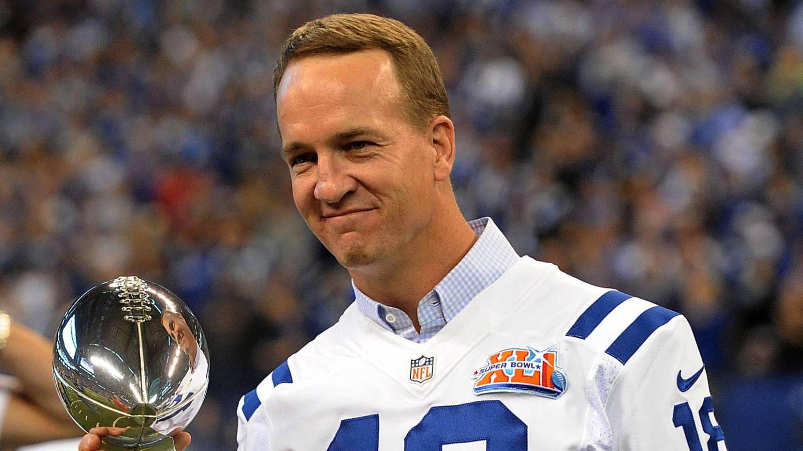 Reggie Wayne Not Interested In Peyton Manning For Potus
