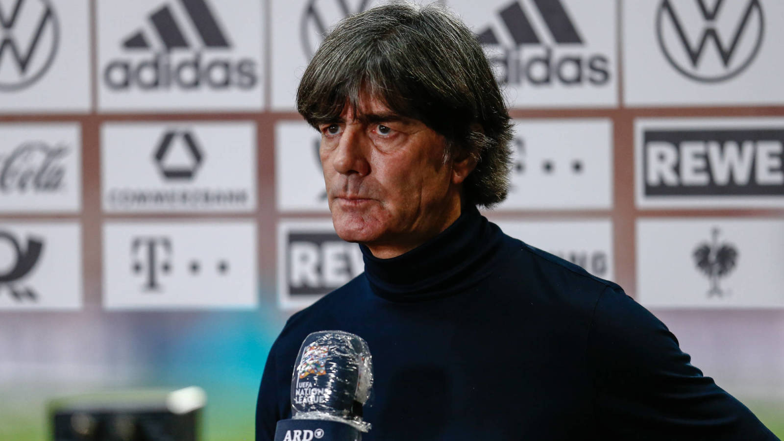 Portrait of a coach of more than 15 years: the final phase of Joachim Low