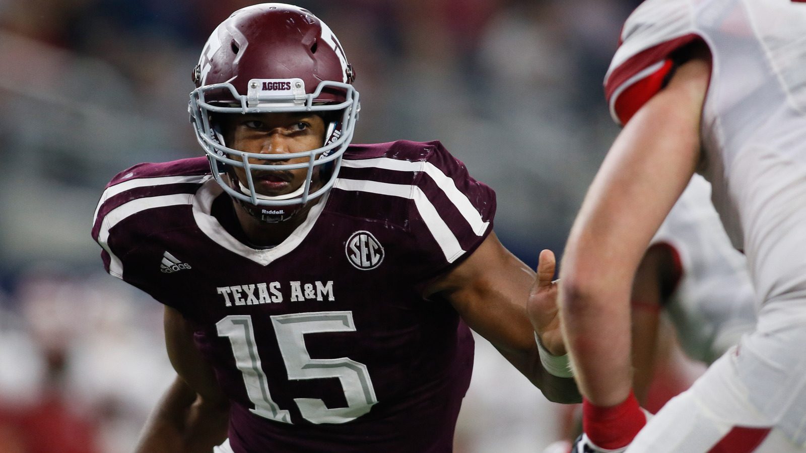Myles Garrett says he choked out LSU opponent