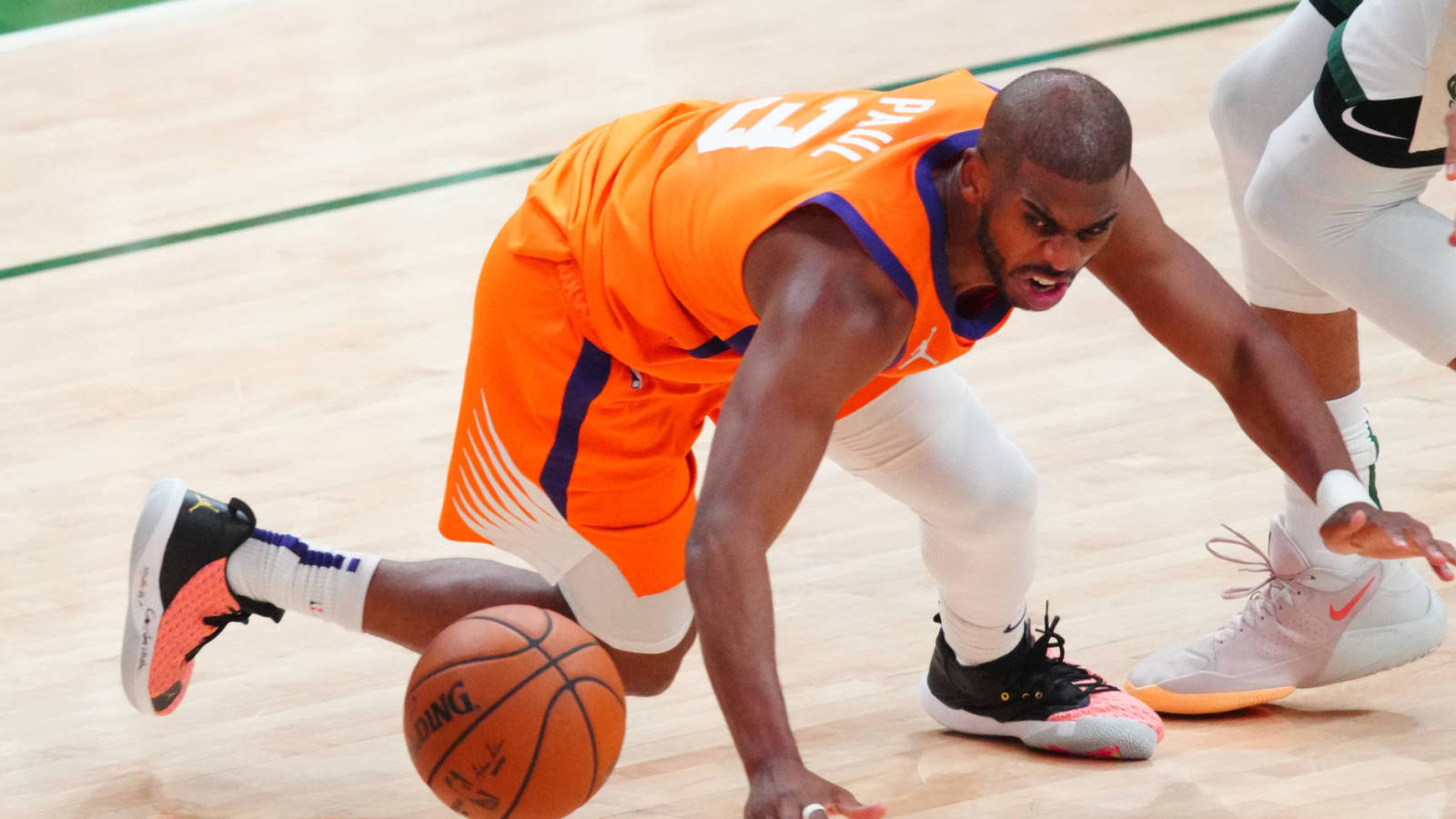 Chris Paul doesn't care about turnovers against the Bucks