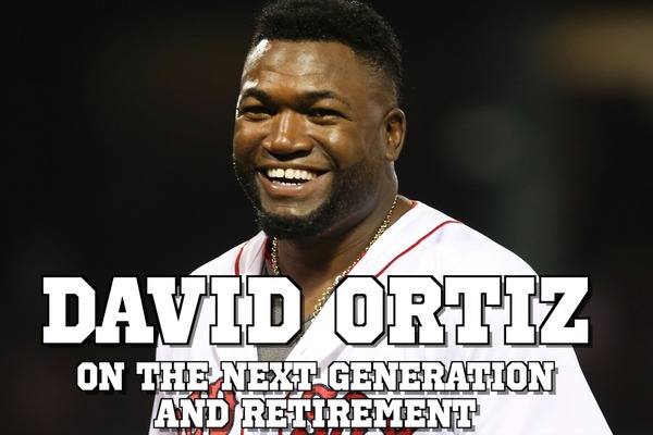 WATCH: David Ortiz on retirement and the next generation | Yardbarker.com