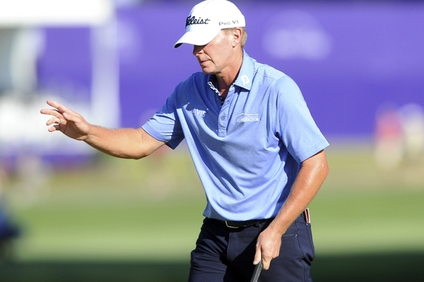 The Latest Stricker Overcomes Nerves For A 67