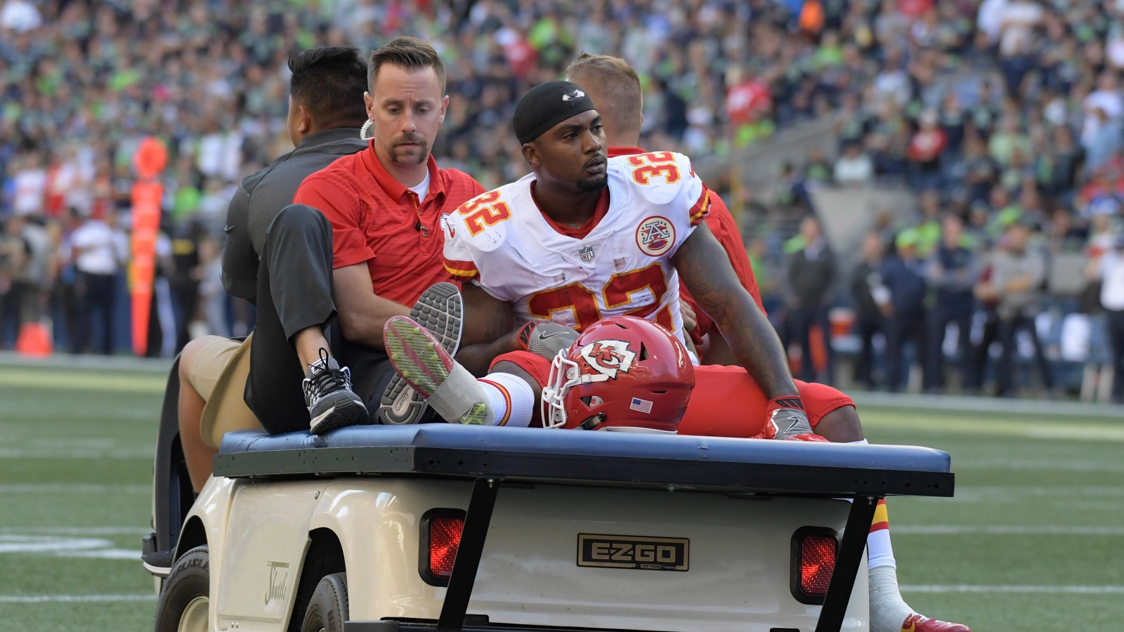 Report Chiefs Explored Possible Trades After Spencer Ware