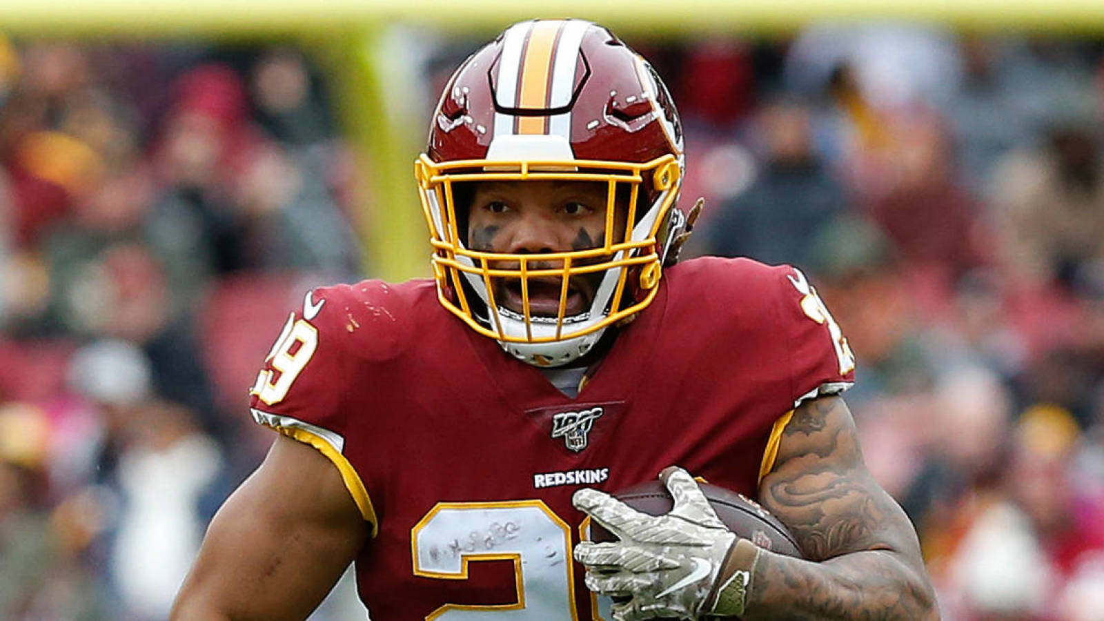Washington Football Team's Derrius Guice arrested on domestic violence charges