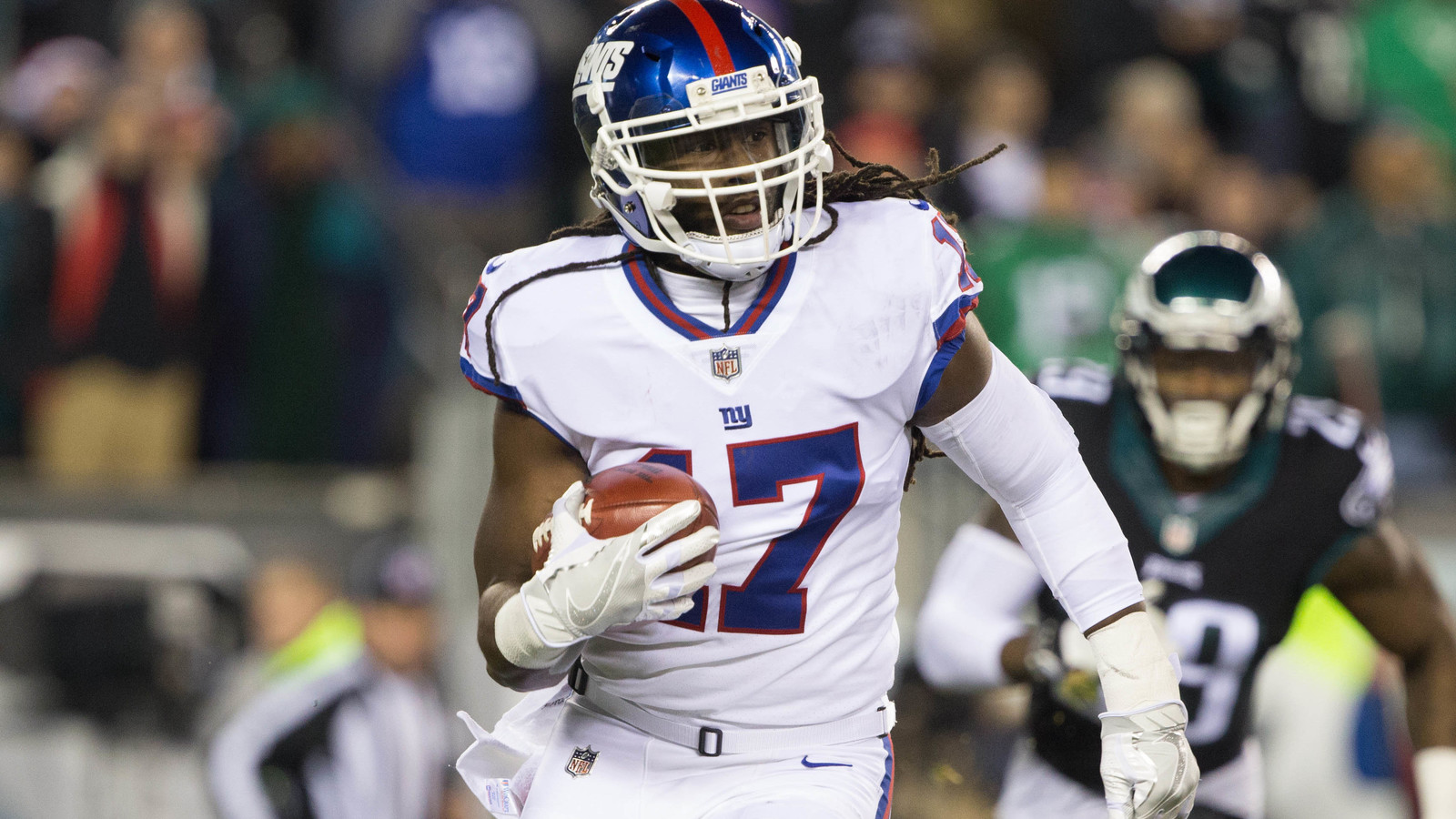 Dwayne Harris Signs Oakland Contract After 3 Years with Giants