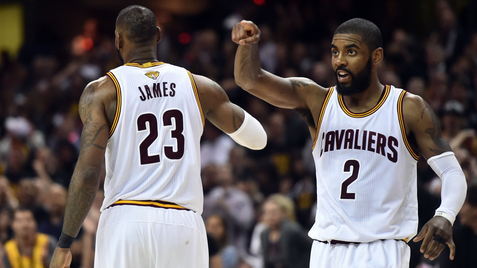 Kevin Durant: Kyrie Irving-LeBron James situation 'just a regular National Basketball Association problem'