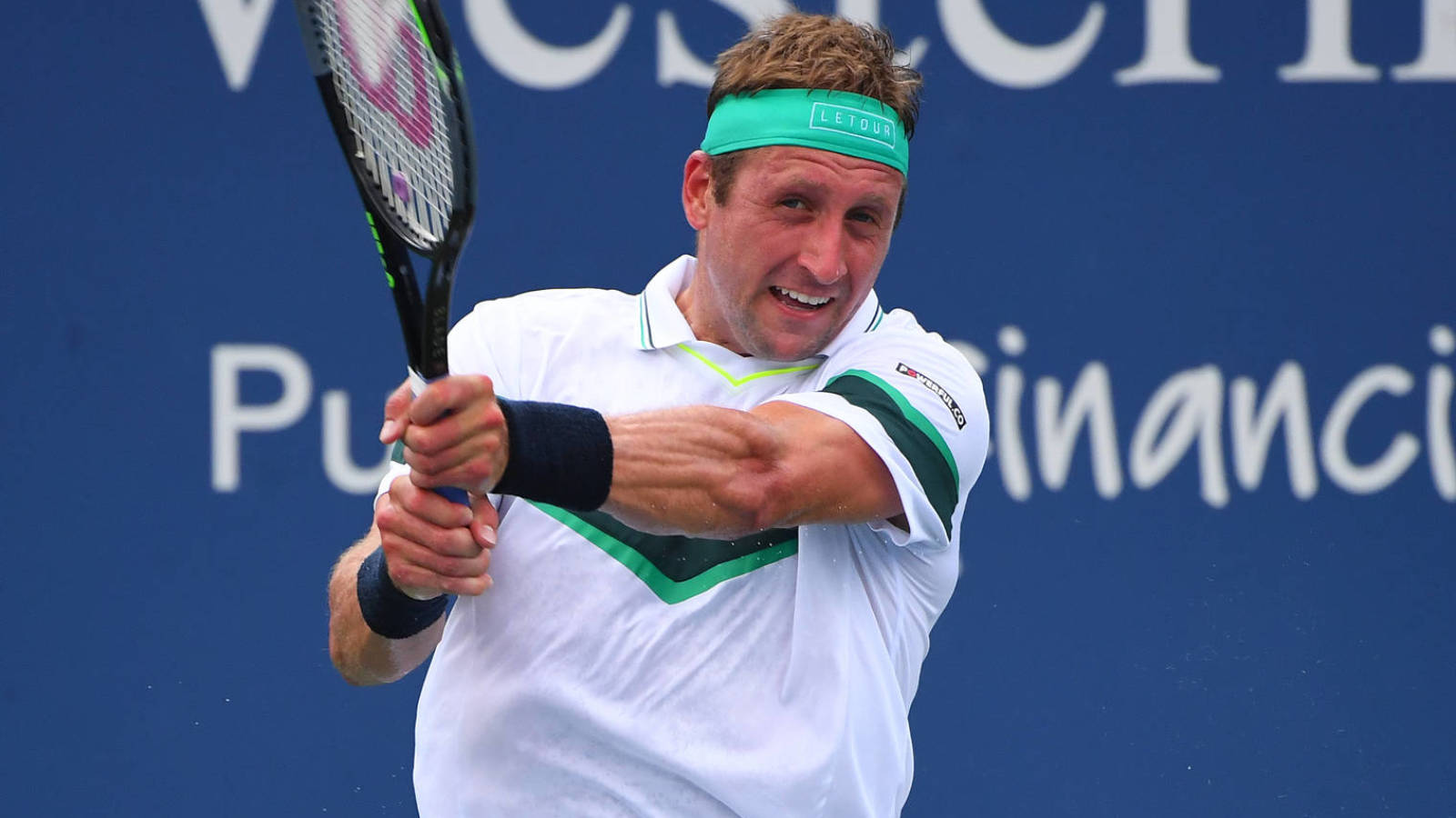 Tennys Sandgren lashes out at Australian Open quarantine after first-round exit