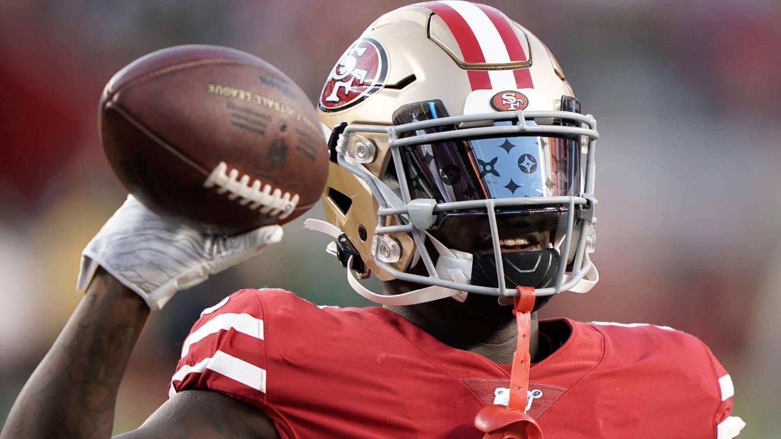 49ers Deebo Samuel Has Salty Take On Seahawks Trading For All Pro Jamal Adams Yardbarker