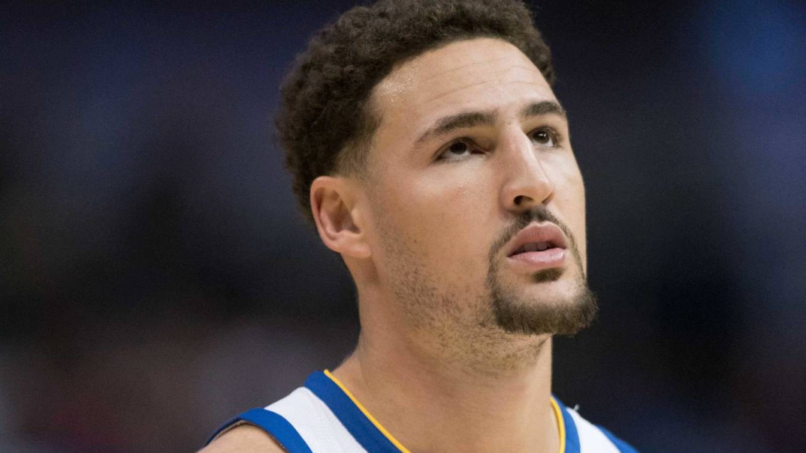 Klay Thompson Credits The Beach For Helping Him Get In Better Shape