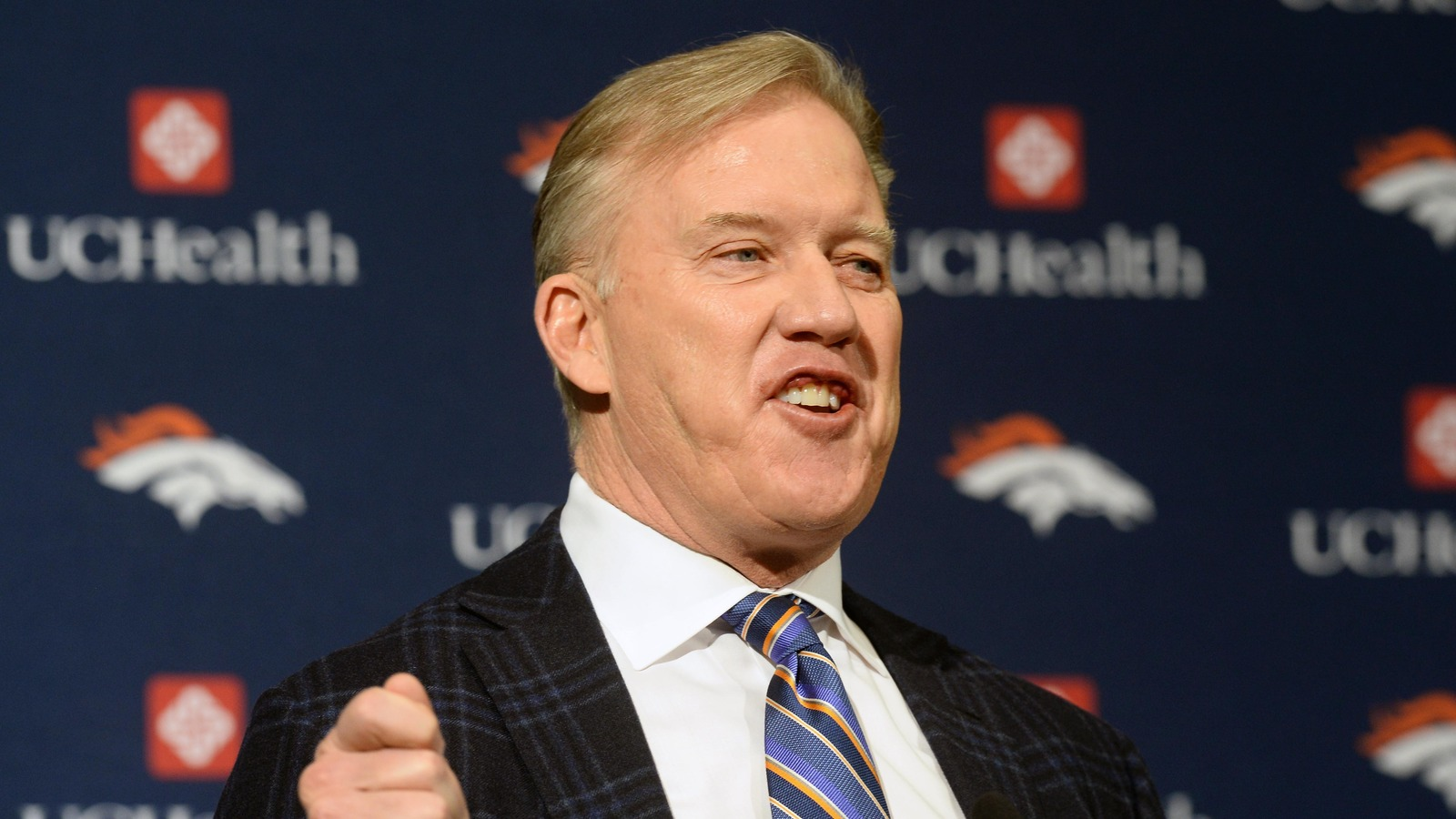 John elway thrilled to not have to play against jamaal for John elway motors denver co