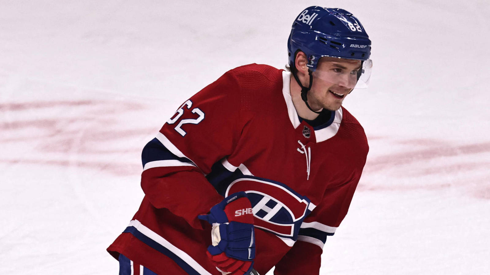 Lehkonen sends Habs to Stanley Cup final with goal in overtime
