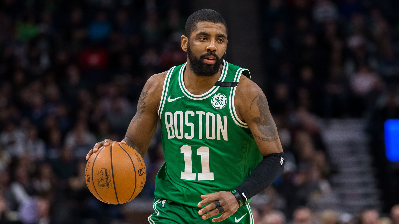 Boston should be worried about Kyrie Irving