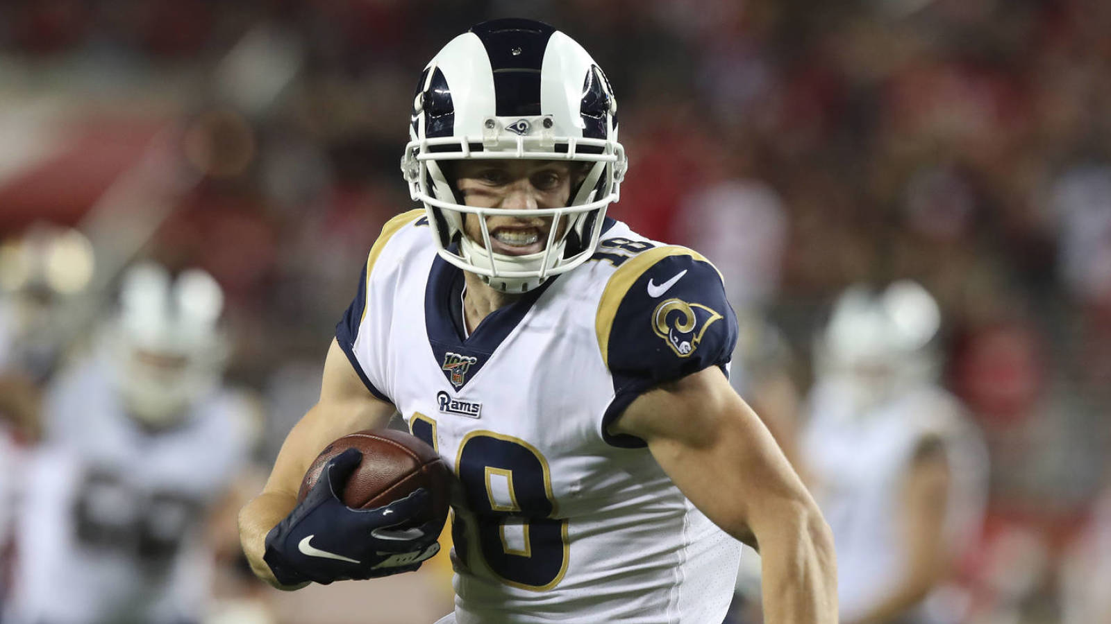 Rams Sign Wr Cooper Kupp To Three Year 48m Extension Yardbarker
