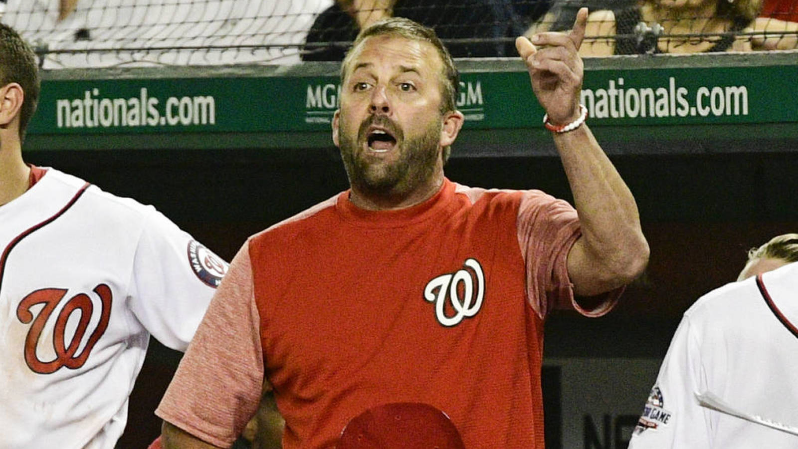 Nationals bring back hitting coach Kevin Long on one-year deal