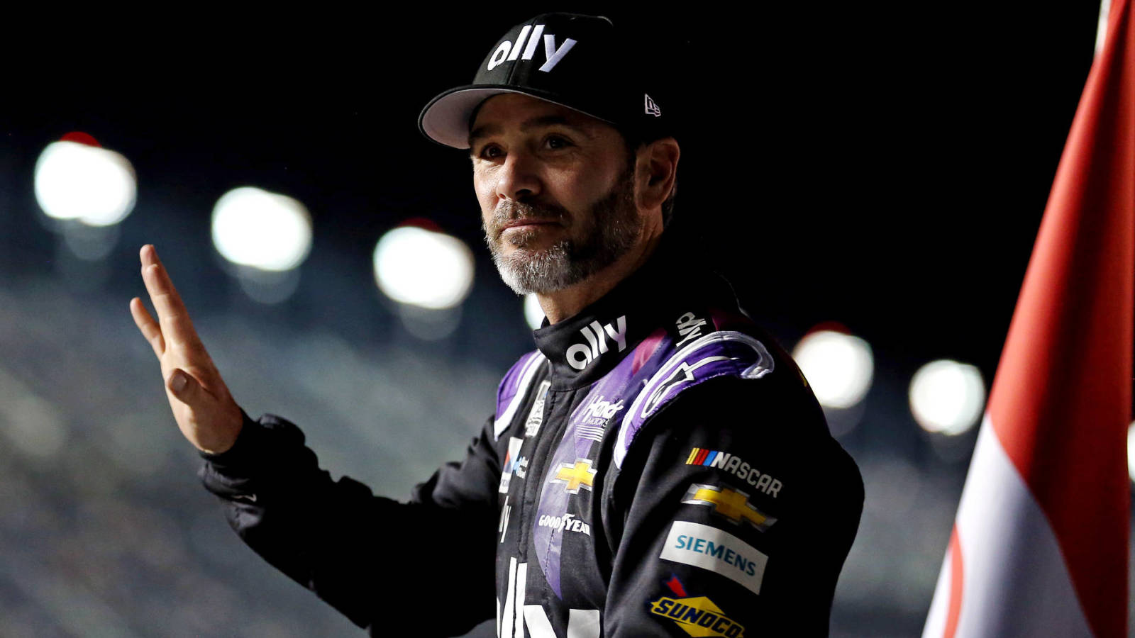 Jimmie Johnson cleared to race following negative COVID-19 tests