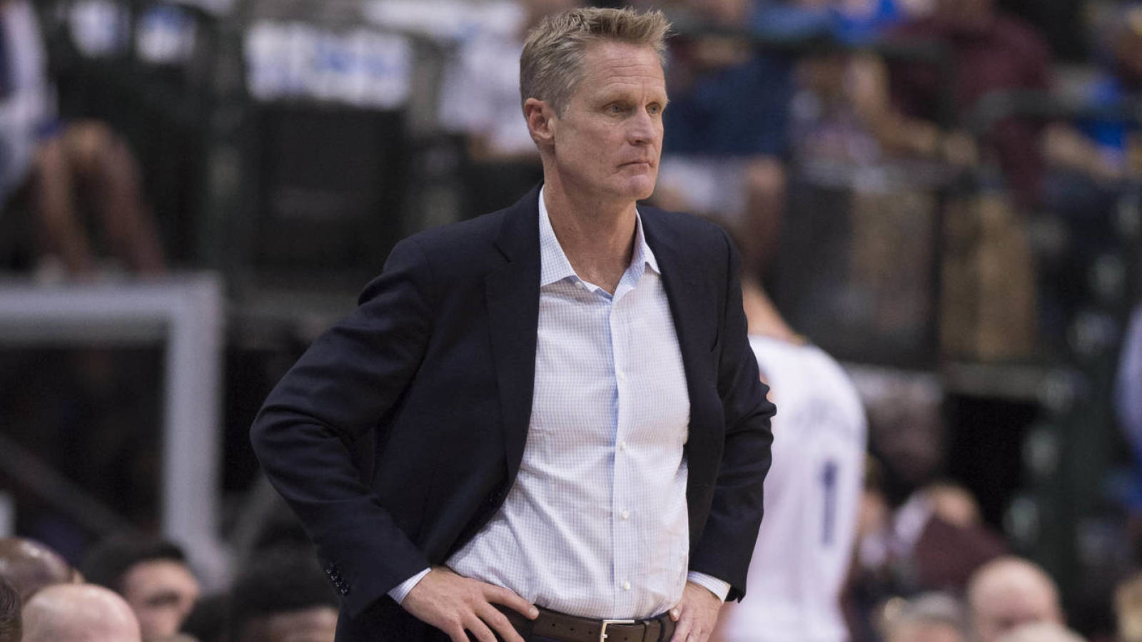 Steve Kerr nails retro look to honor Al Attles