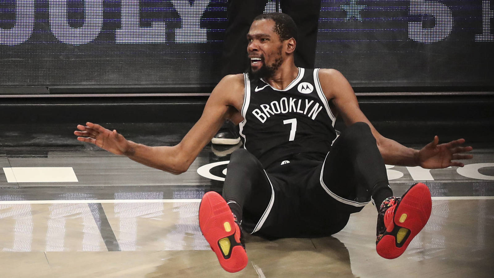 Nets' Kevin Durant is expected to commit to Team USA for the Tokyo Olympics