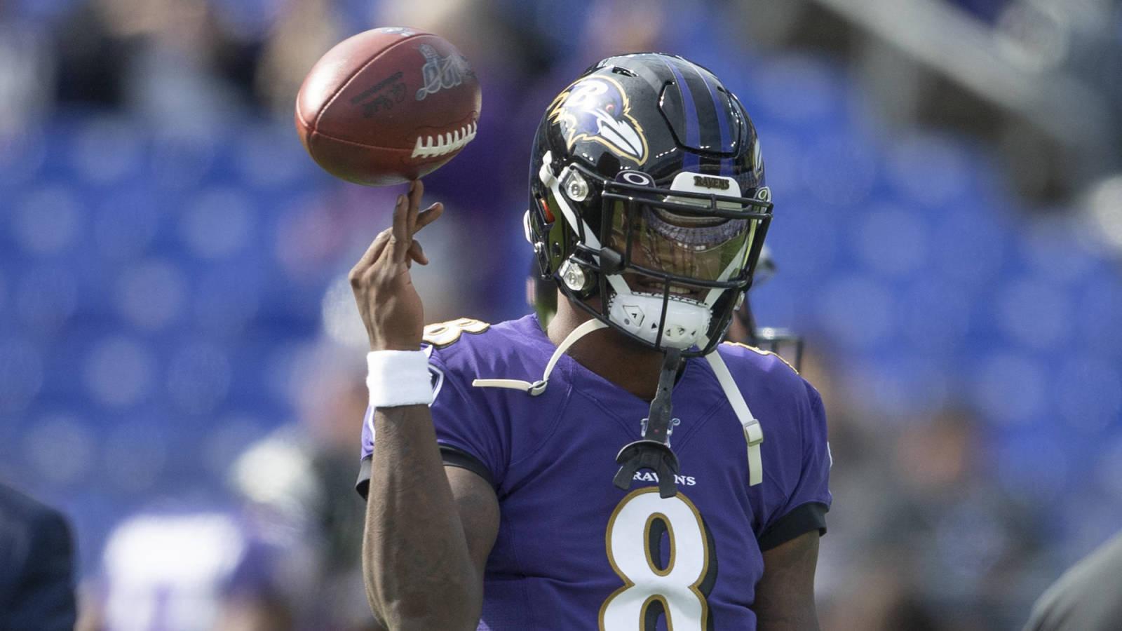 No contract talks between Ravens, Lamar Jackson?