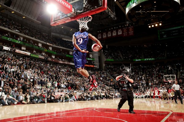 World Biggest In The Dunk: 10 Underrated Performances In The NBA Slam Dunk Contest