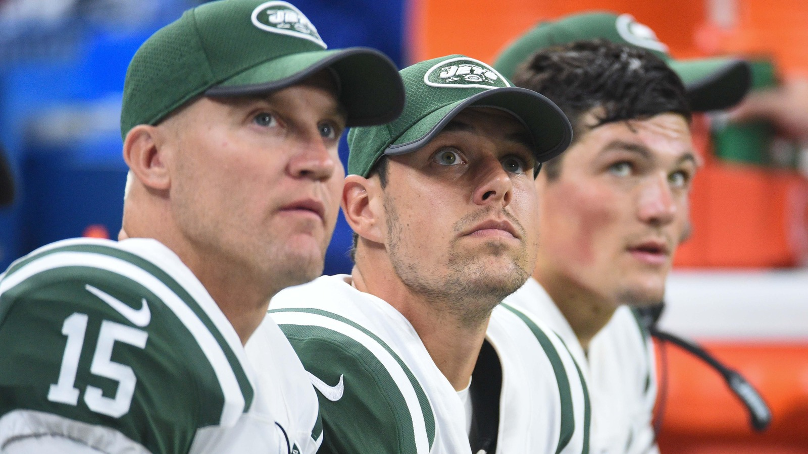 Given start at quarterback, Jets' Christian Hackenberg fails to take flight
