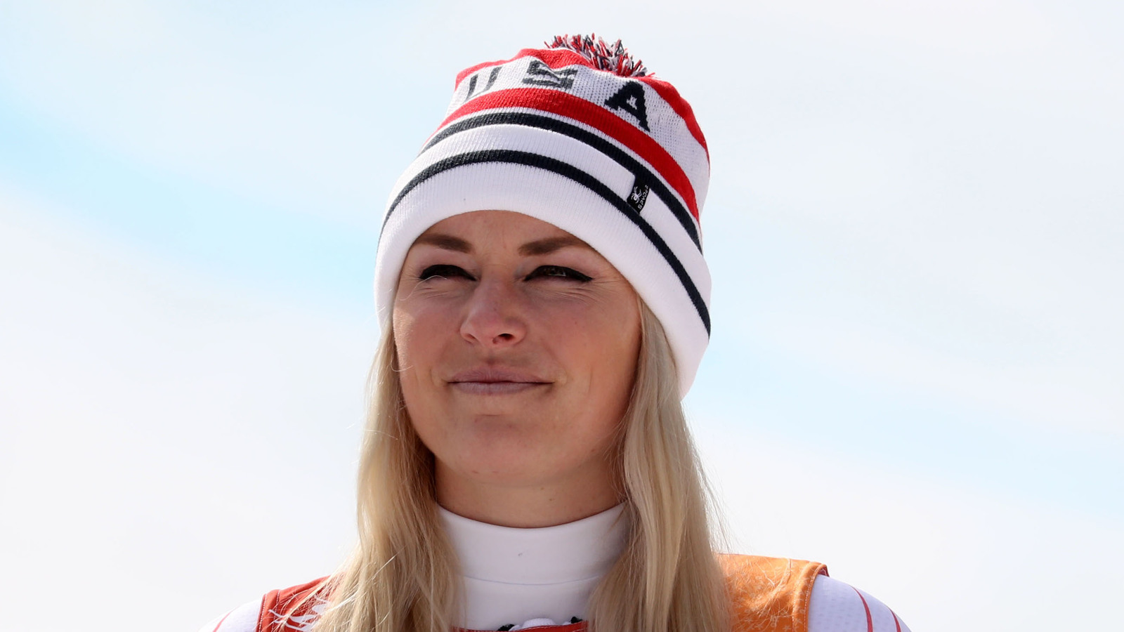 Lindsey Vonn shares pic showing skis burned out on bronze medal run