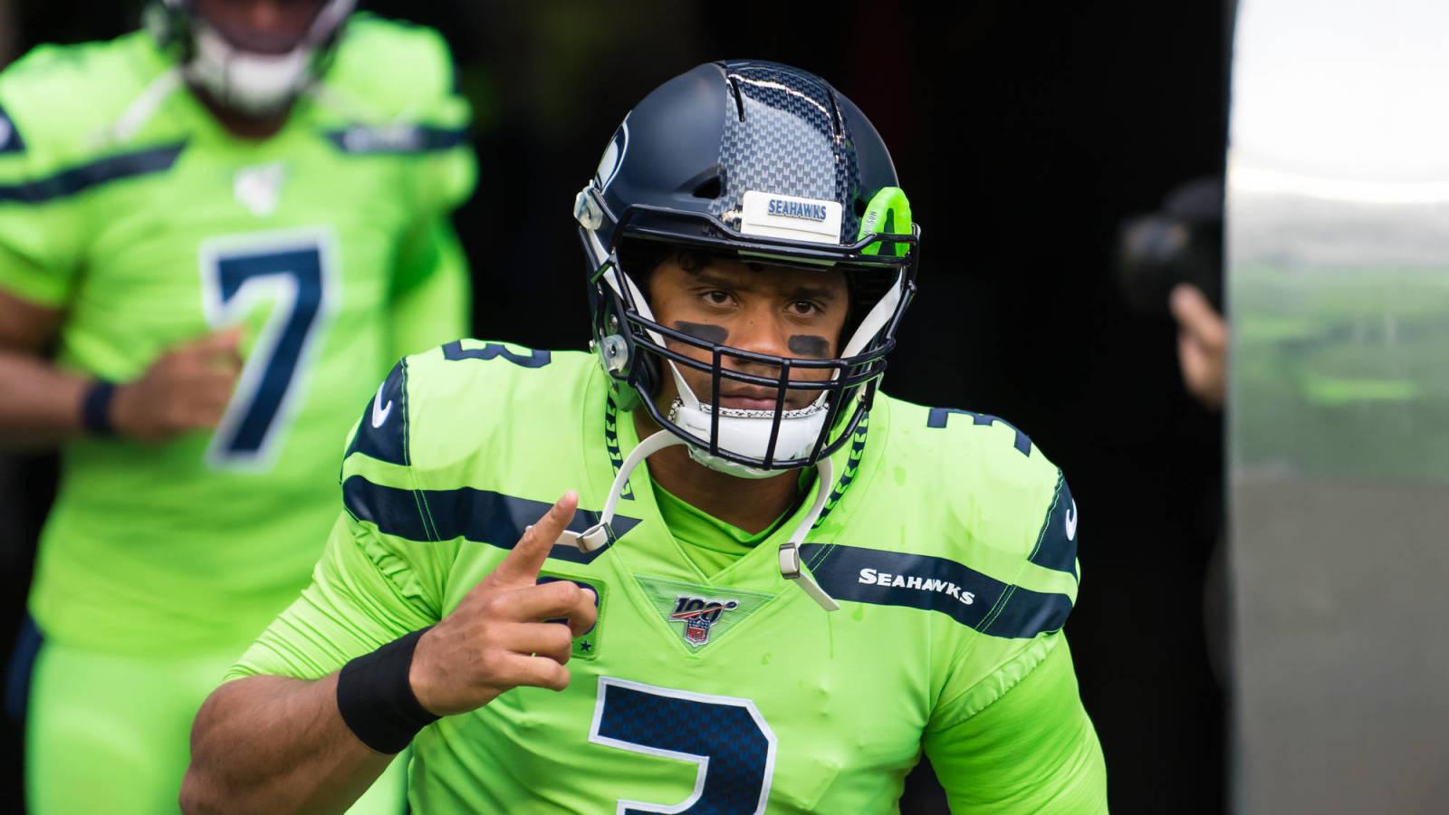 Seahawks Blasted For Ugly Uniforms On Thursday Night Football Yardbarker