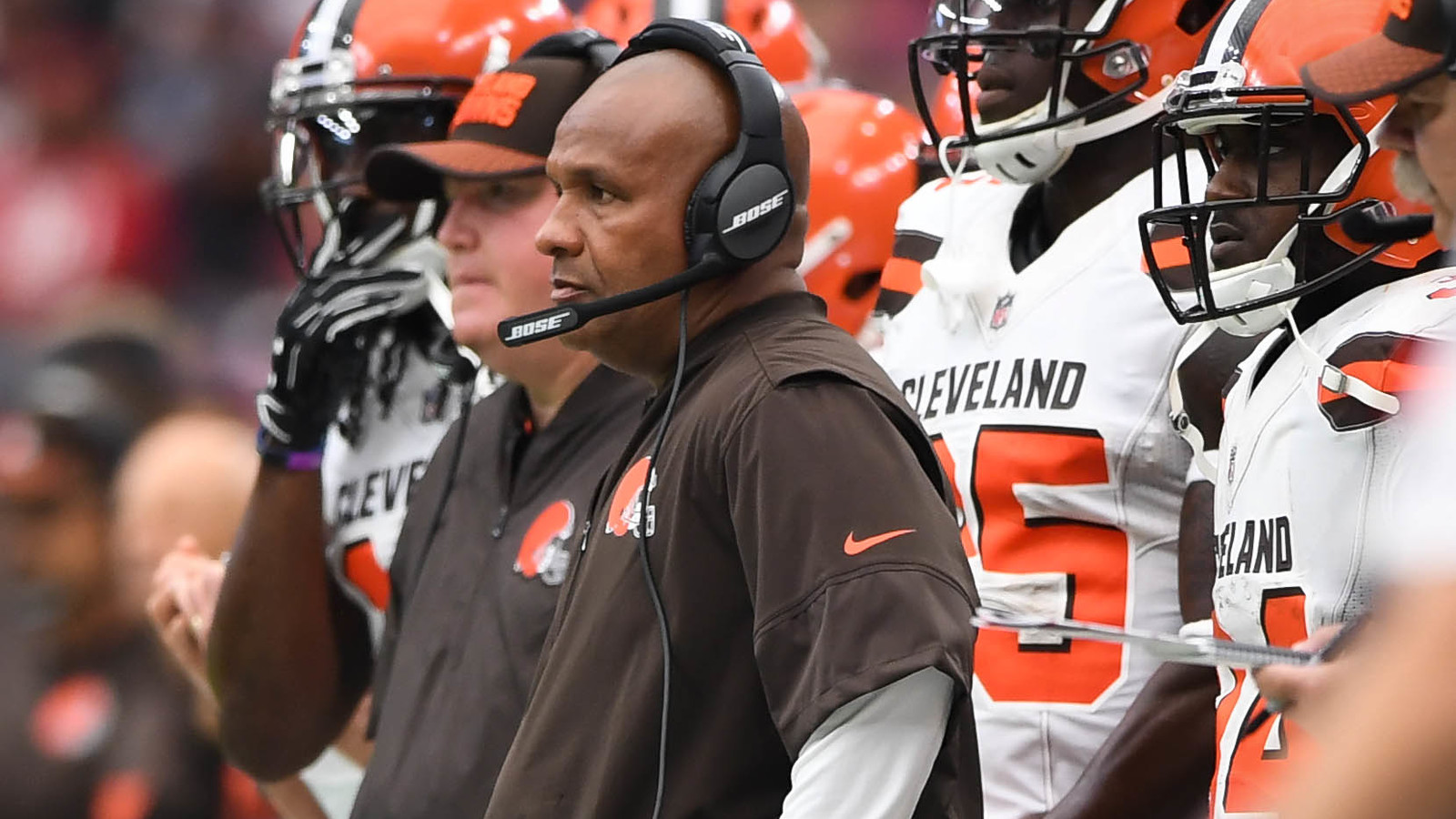 Browns going back to rookie QB Kizer to start in London