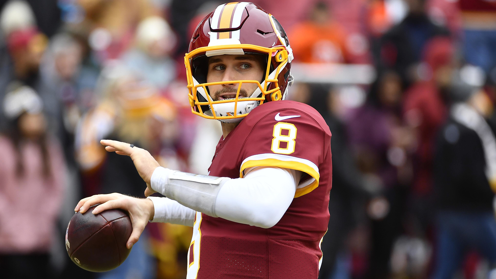 Kirk Cousins leads Redskins past Broncos with 3 TD passes