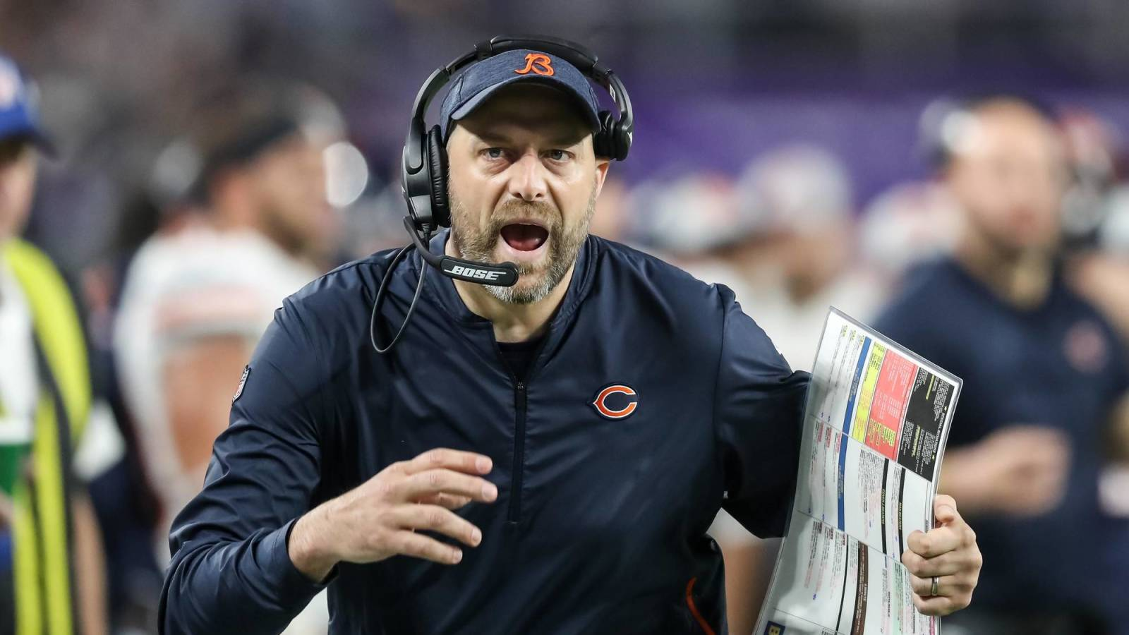 Bears' kicker competition gets off to laughable start