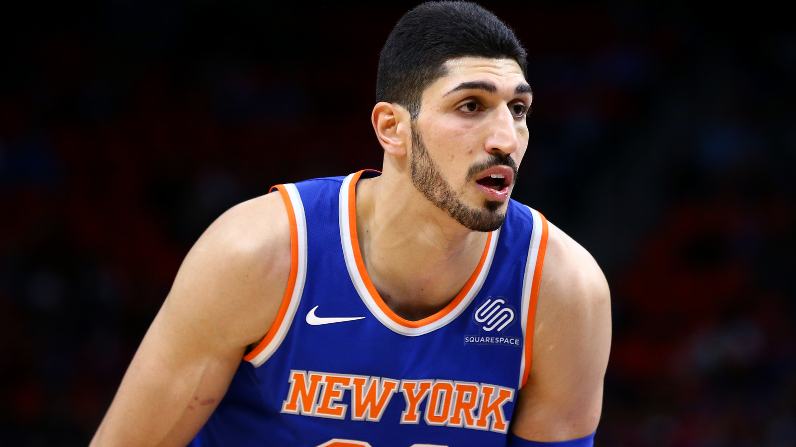 Enes Kanter Challenges Lebron To Sign With Knicks