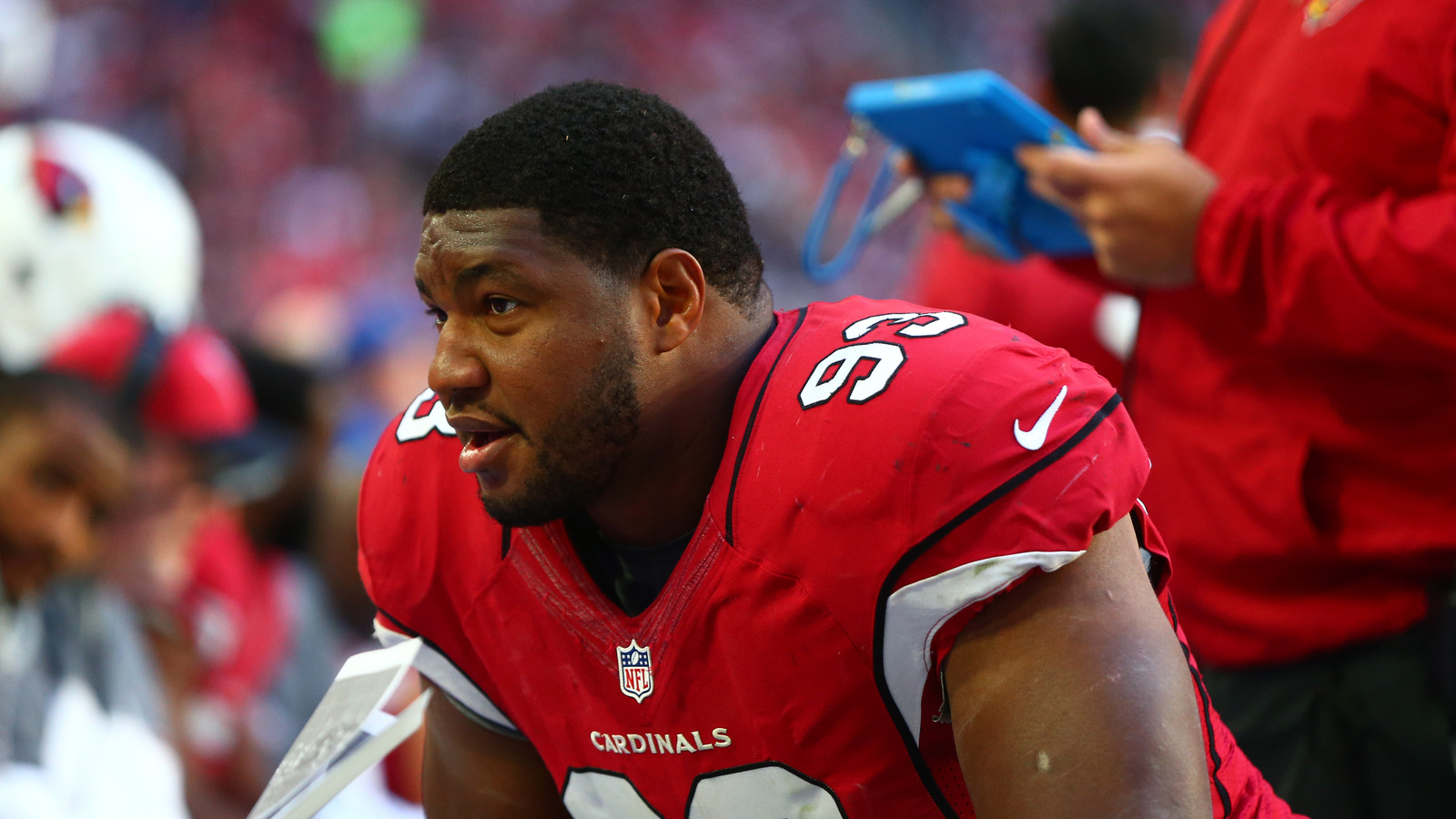 Calais Campbell didn t talk to Marrone Coughlin before signing