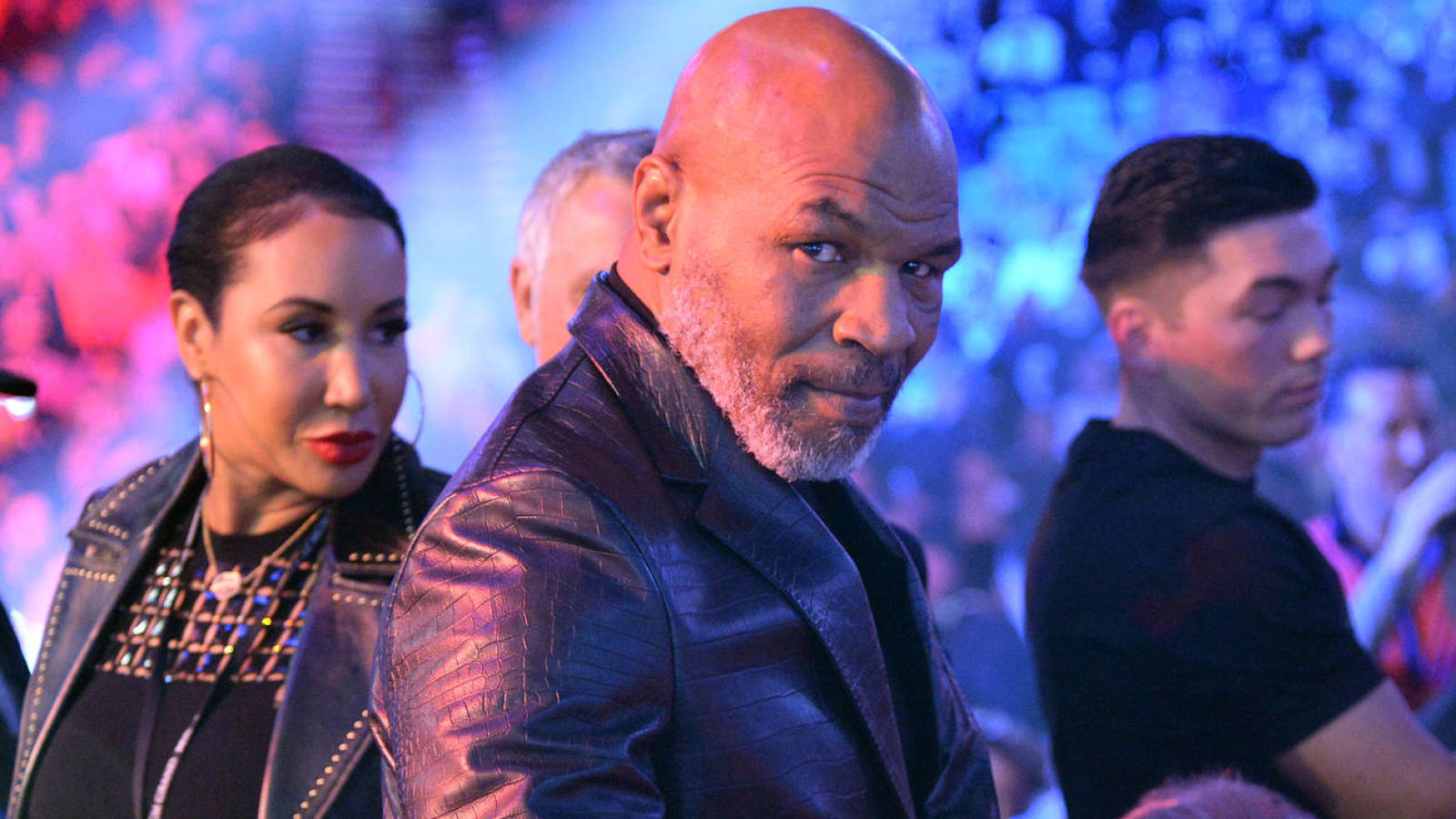 Mike Tyson admits to being drunk and high while filming 'The Hangover' cameo