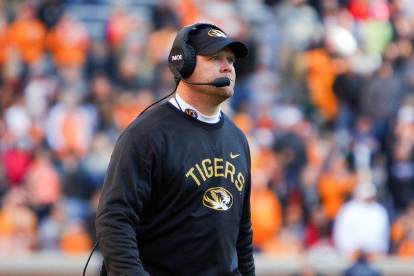 Mizzou fires defensive line coach, and former Sooner coach Jackie Shipp