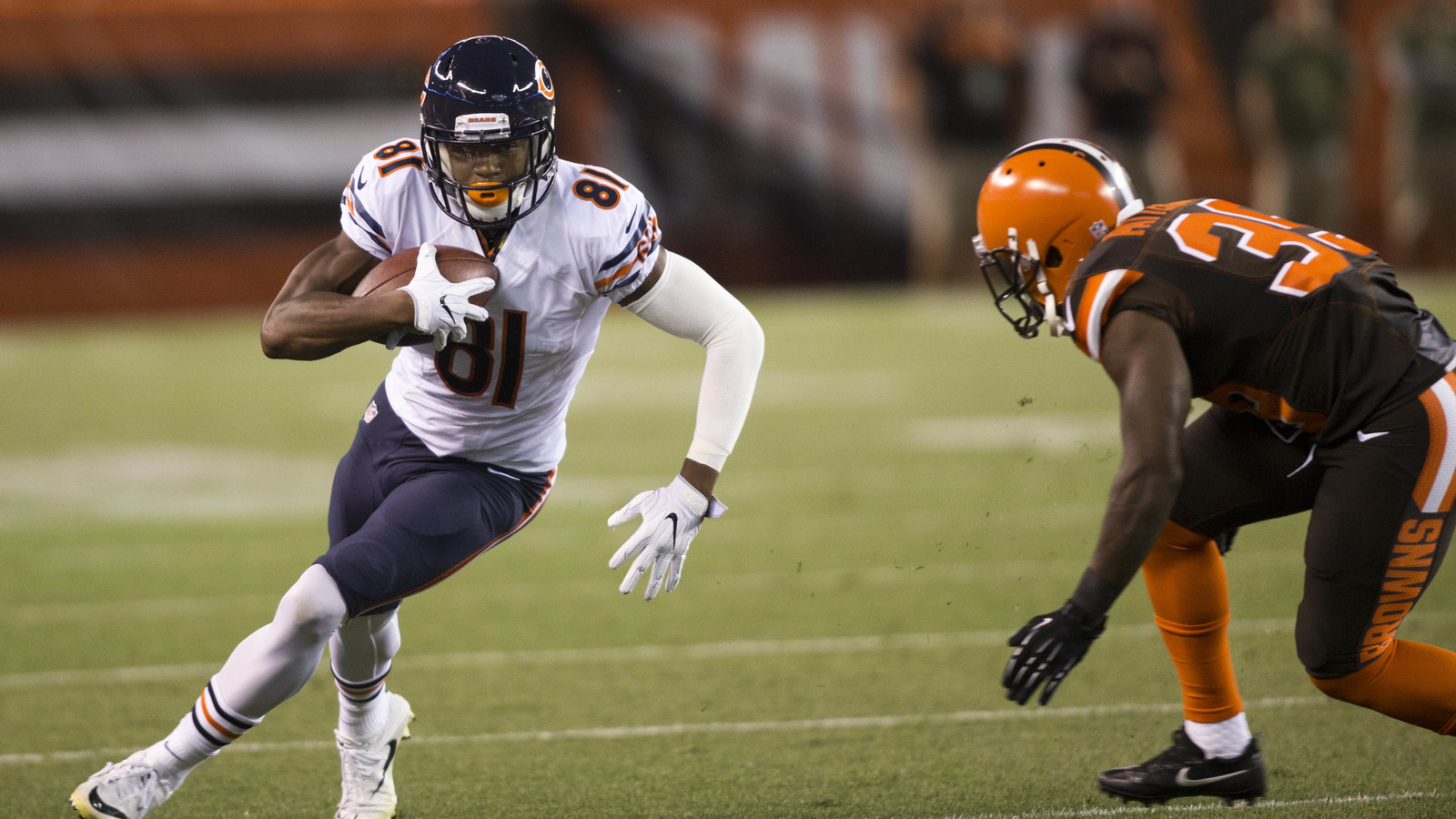 Saints land WR Cameron Meredith after Bears decline to match offer