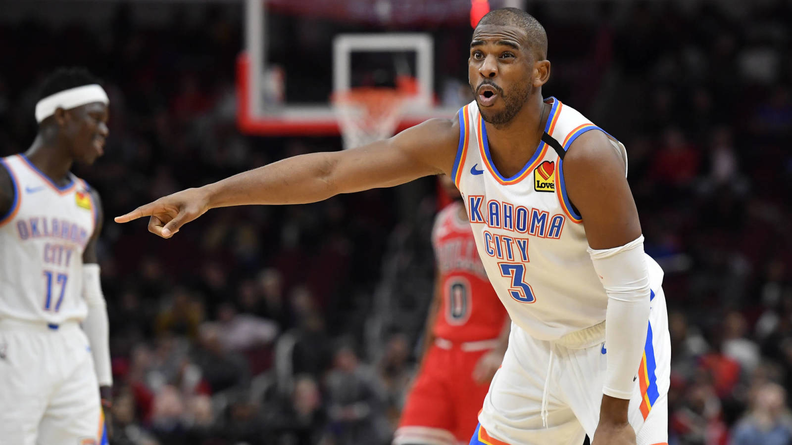 Chris Paul opens up about issues with Daryl Morey, Rockets