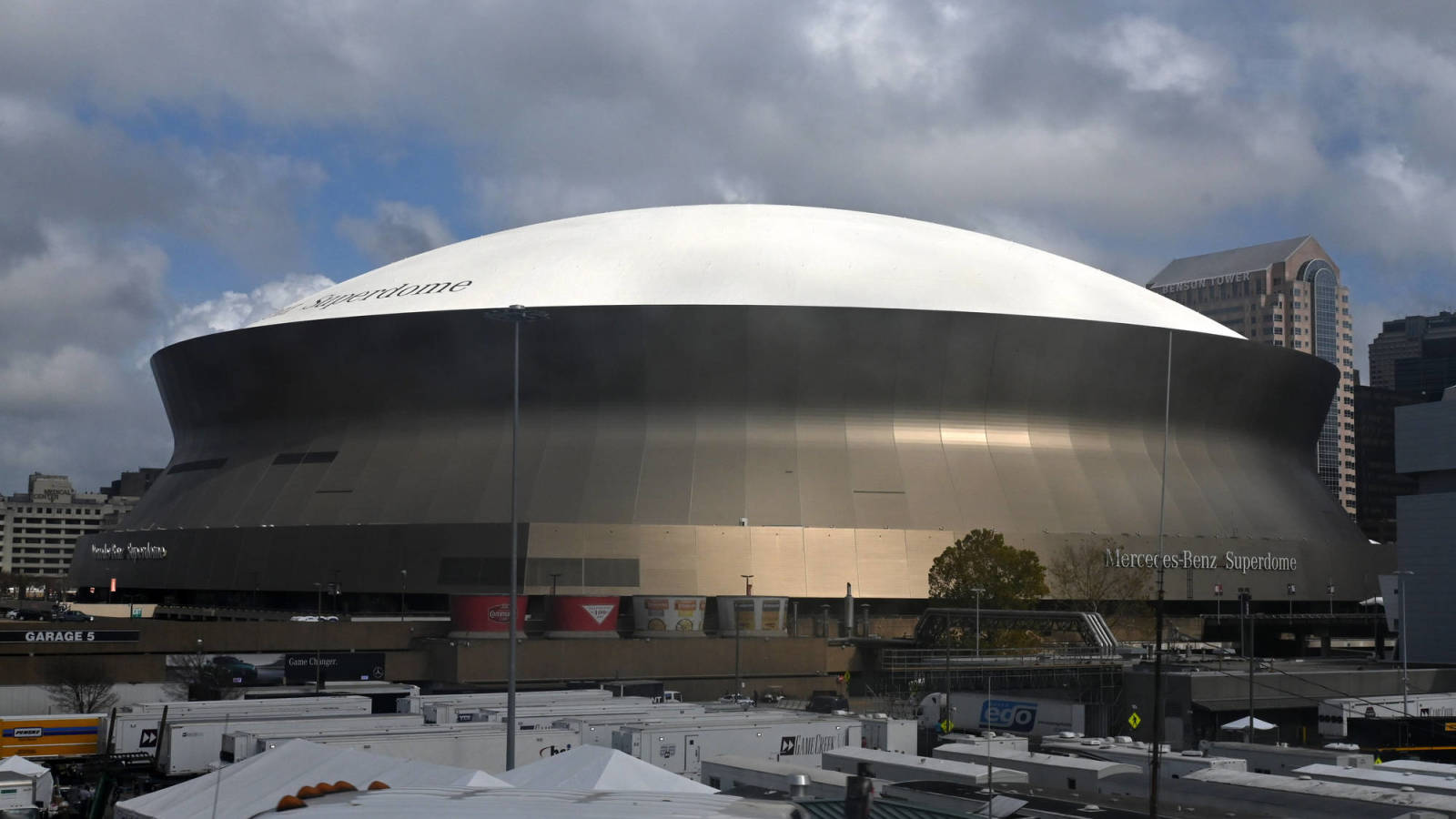 New Orleans Saints cleared to welcome fans to Mercedes-Benz Superdome