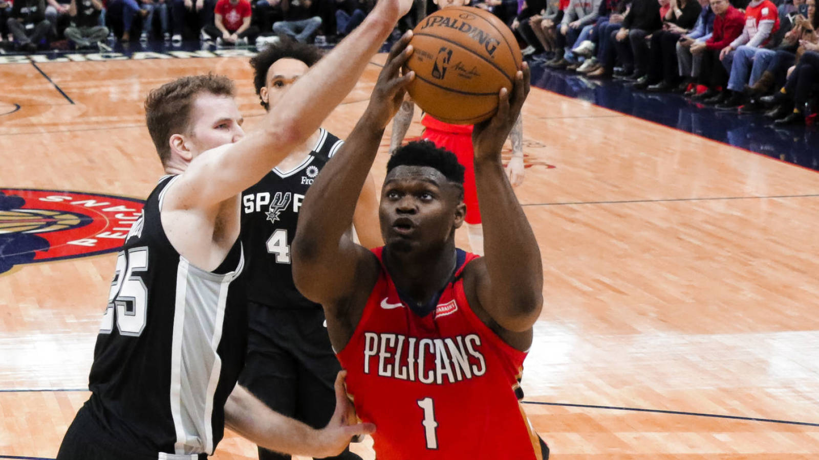 10 things we learned from Zion Williamson's NBA debut