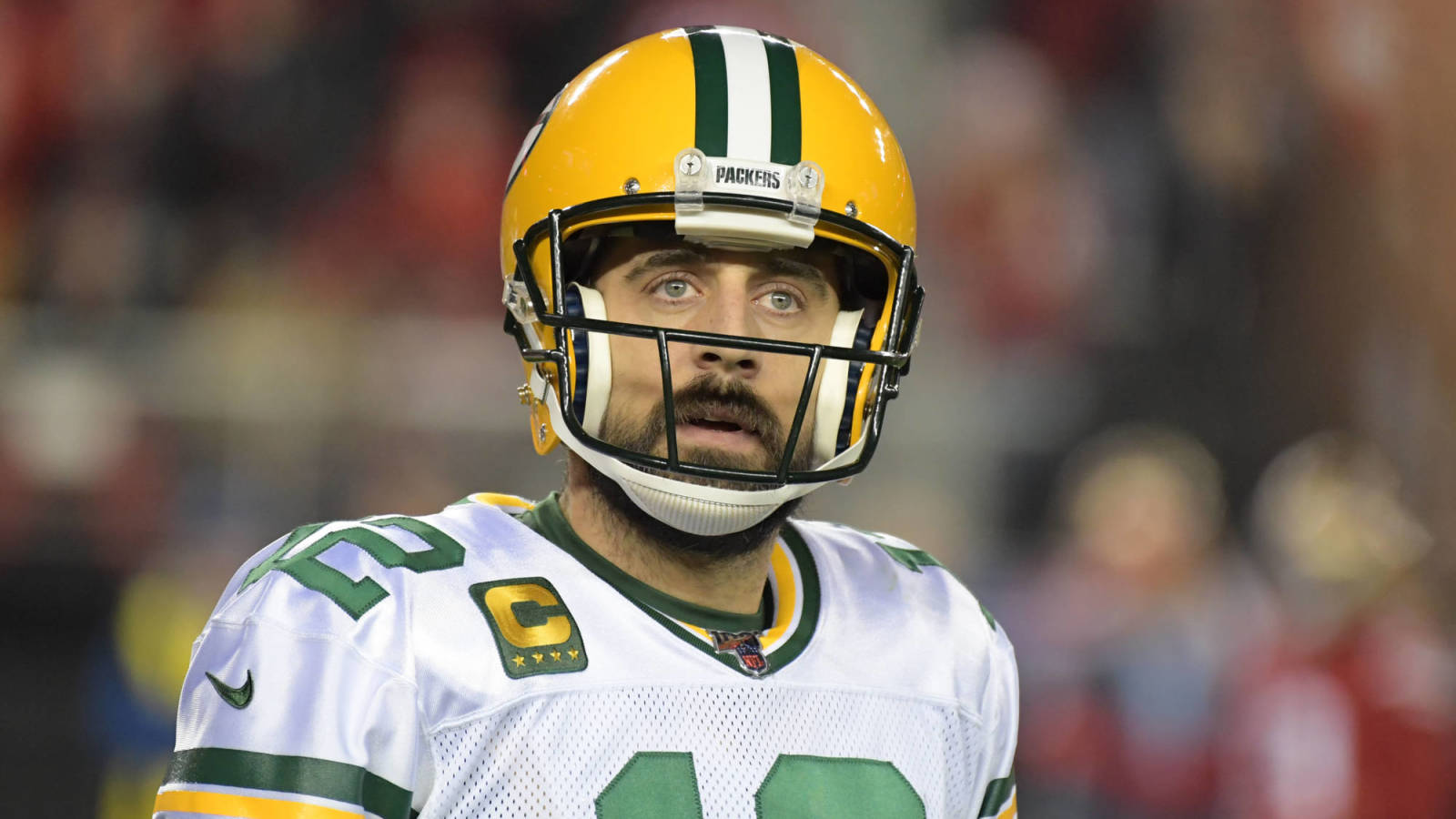 Aaron Rodgers Opens Up About Packers Future In Revealing Interview Yardbarker