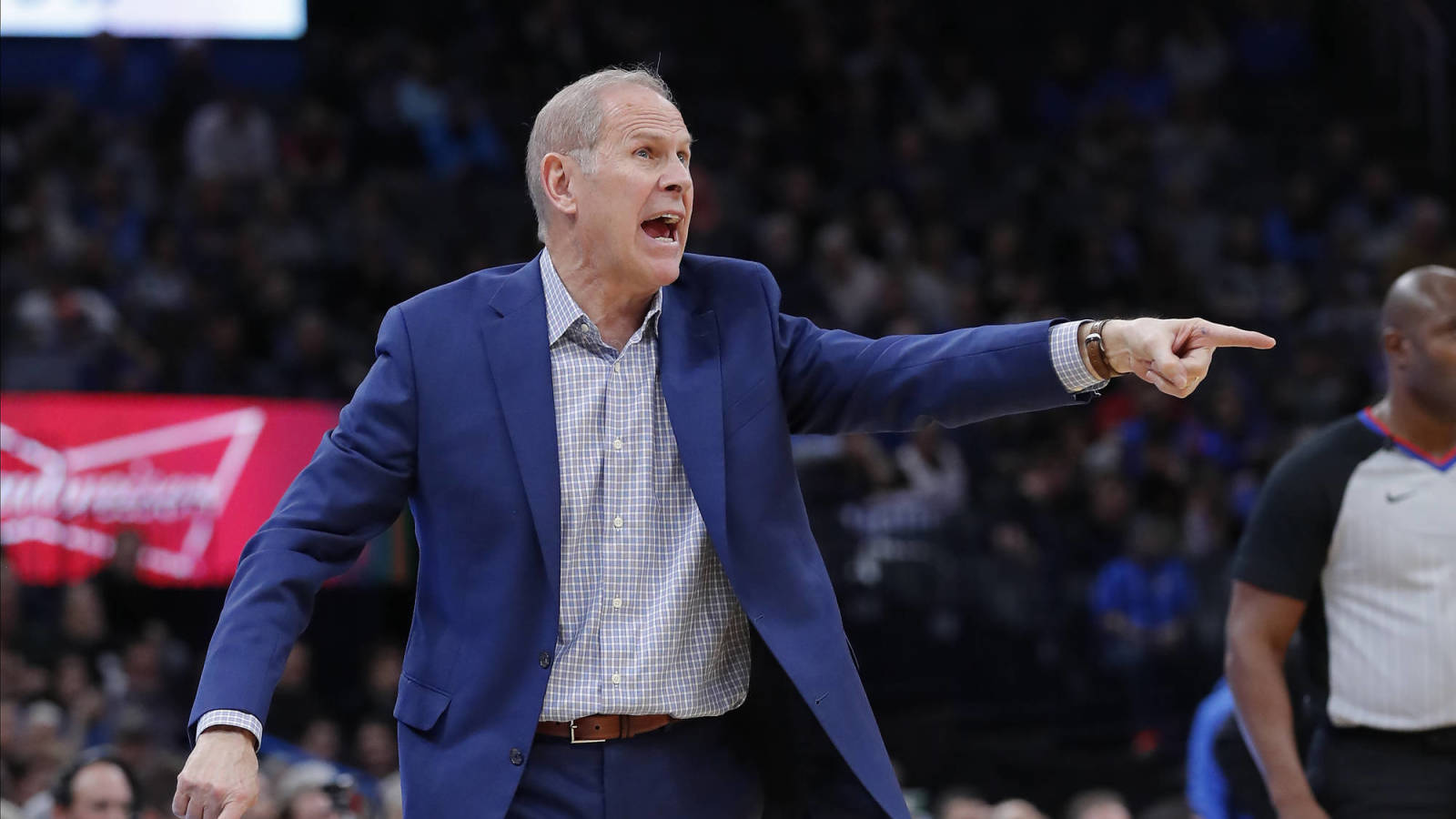 John Beilein reportedly could step down as Cavaliers head coach