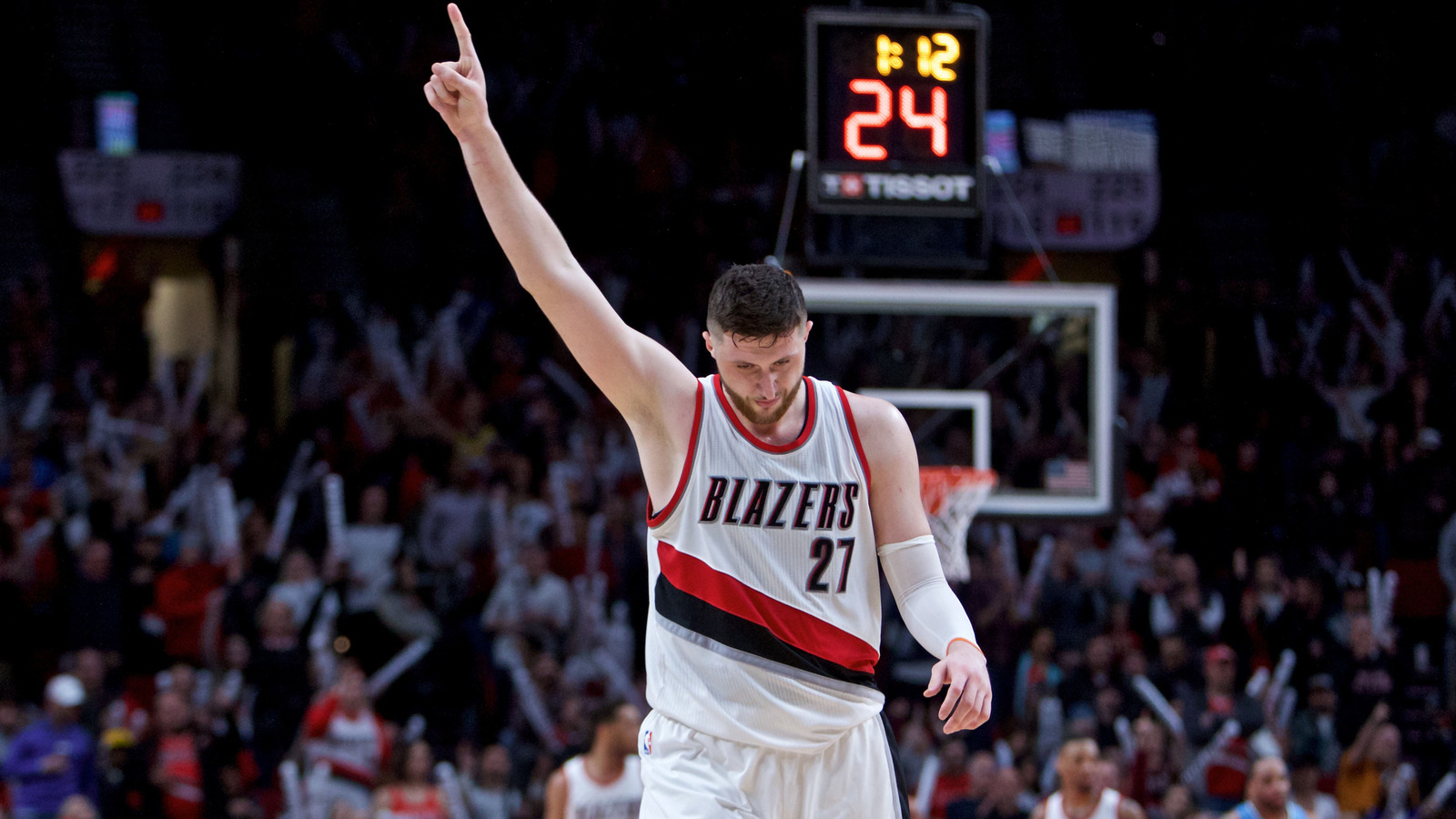 c02345d9e ... amazon jusuf nurkic 27 portland trail blazers city jersey for friends  and family 55287 138ff fd8d9